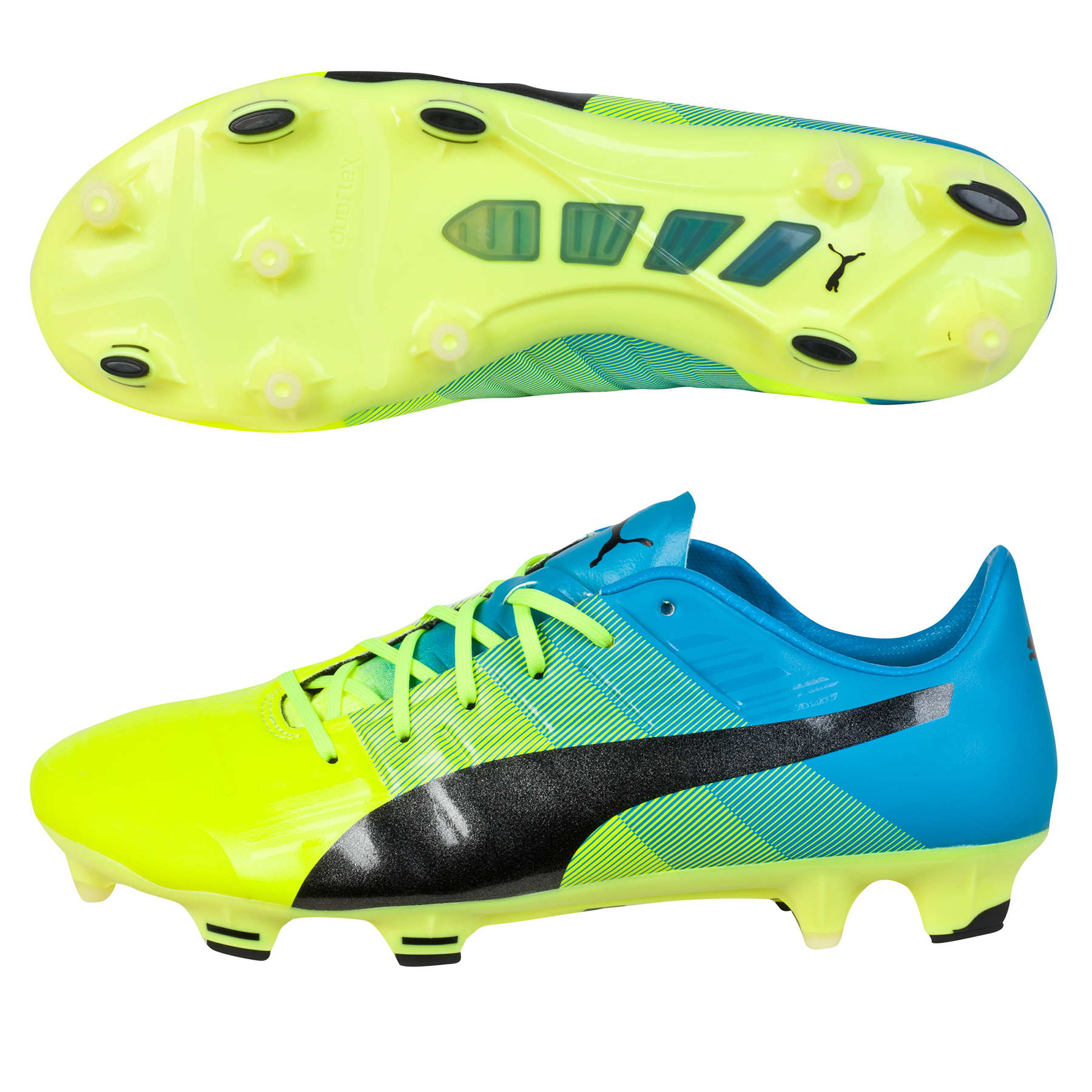 Puma evoPOWER 1.3 FG Yellow