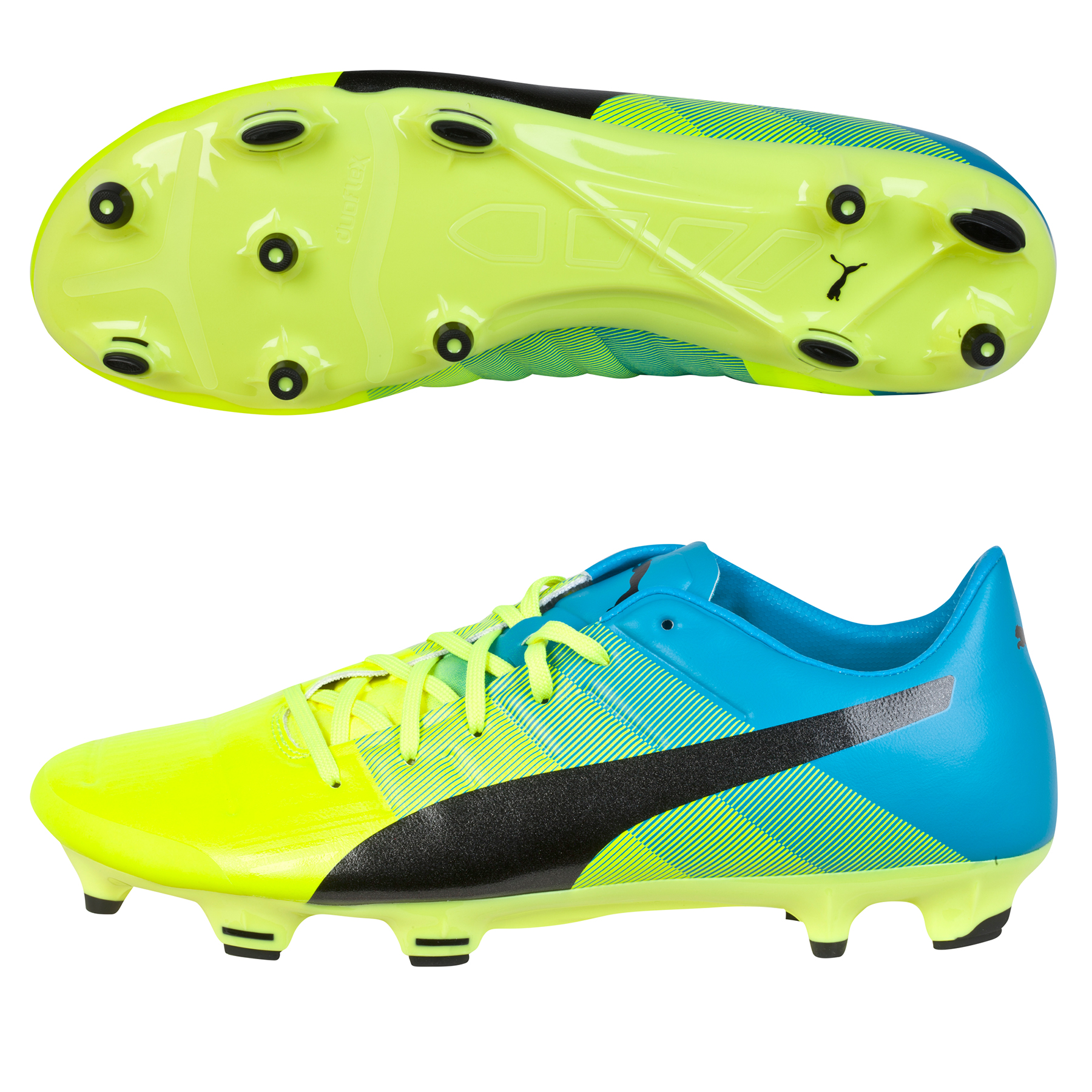 Puma evoPOWER 2.3 FG Yellow
