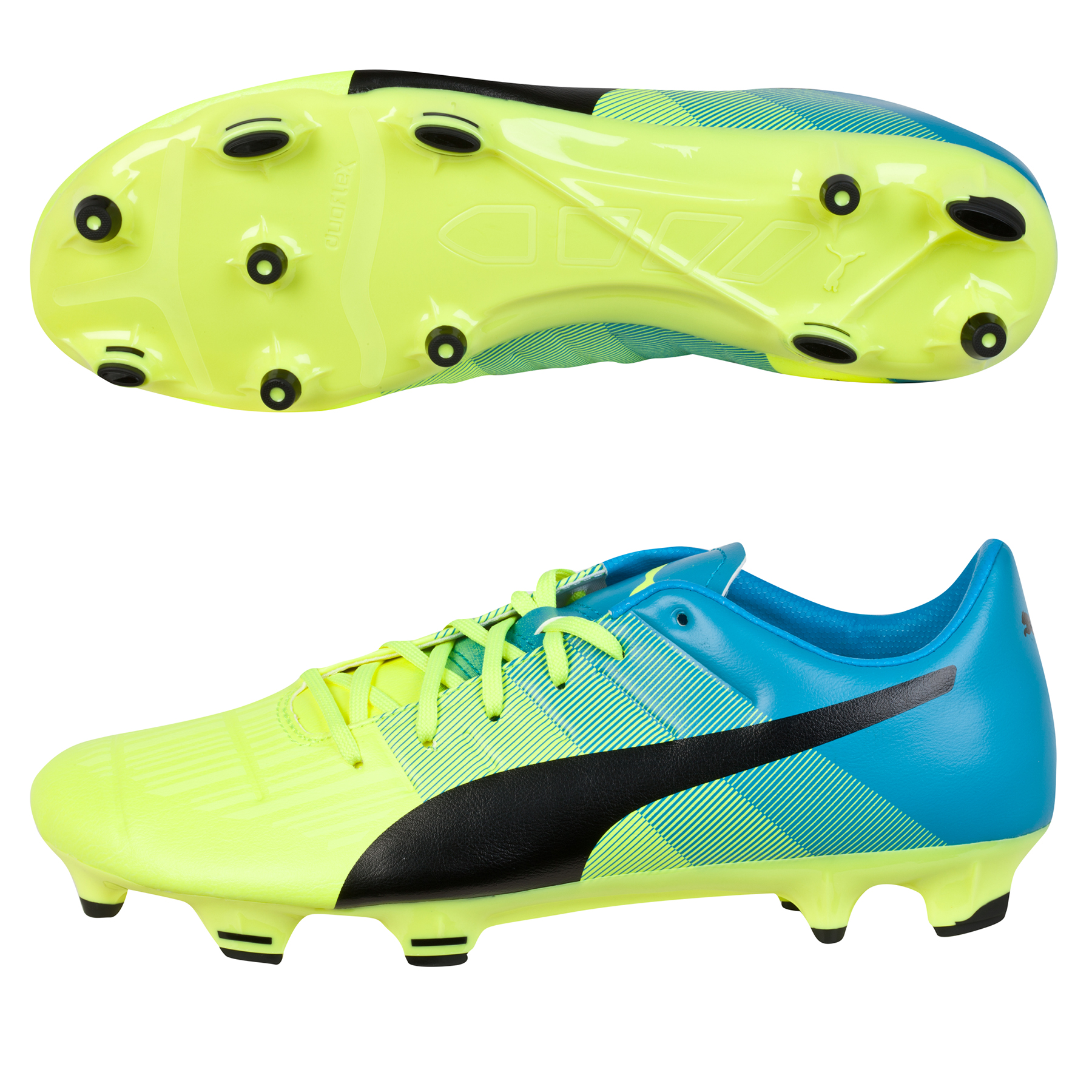 Puma evoPOWER 3.3 FG Yellow