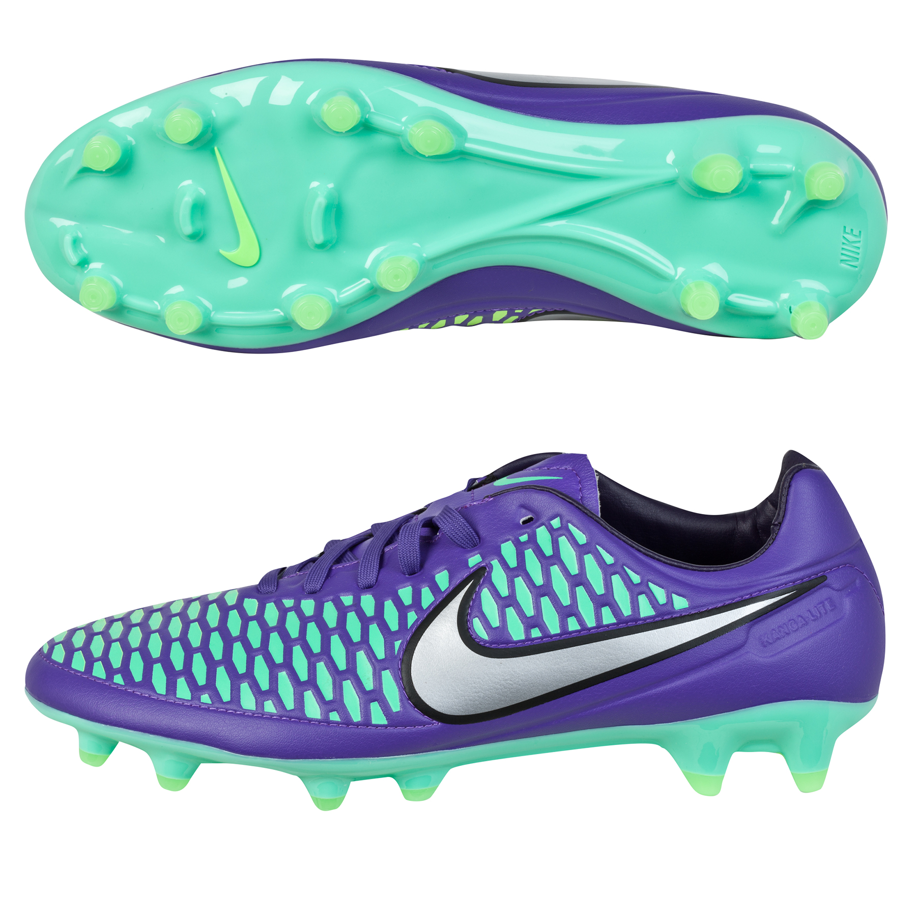 Nike Magista Opus FG Purple