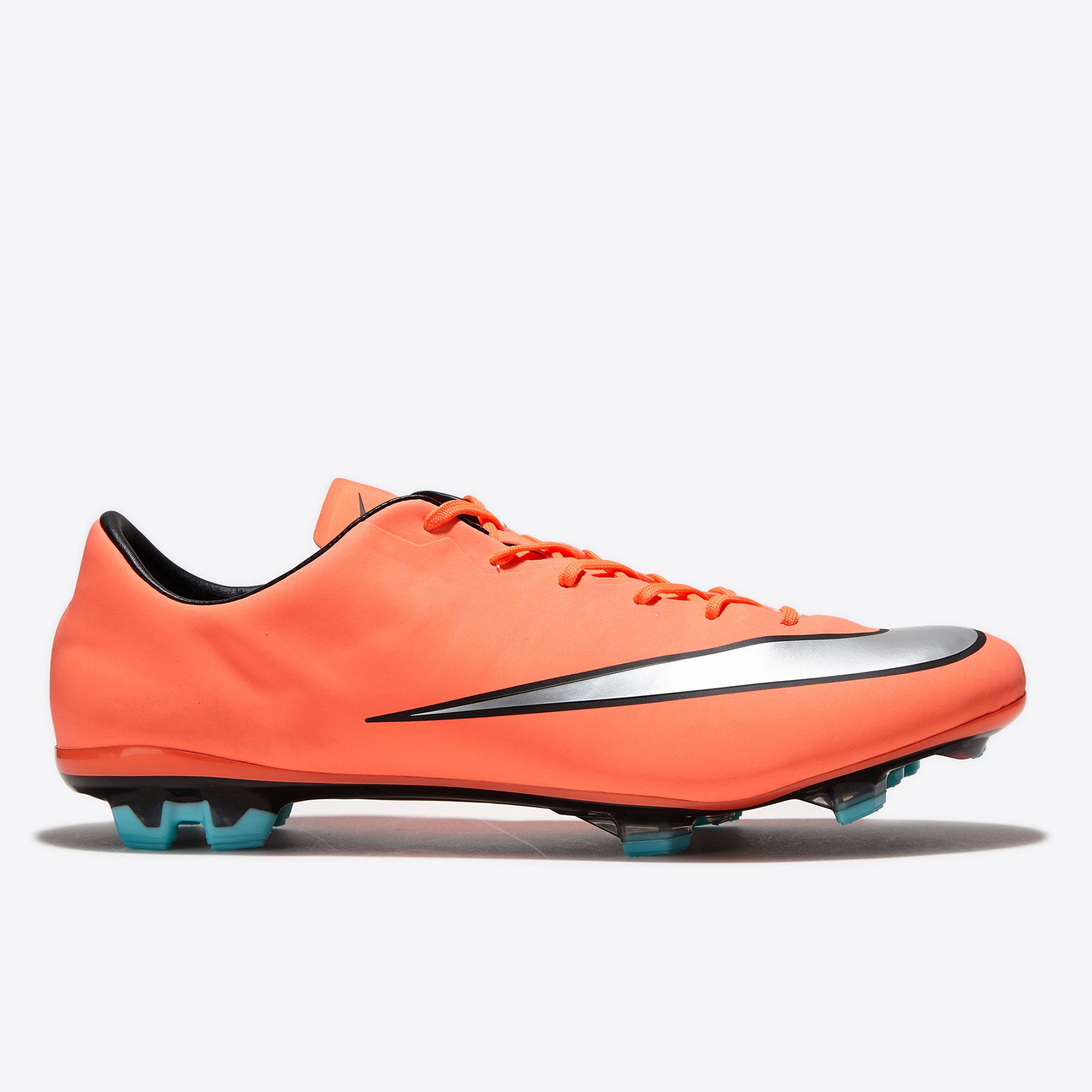 Nike Mercurial Veloce Ii FG Orange