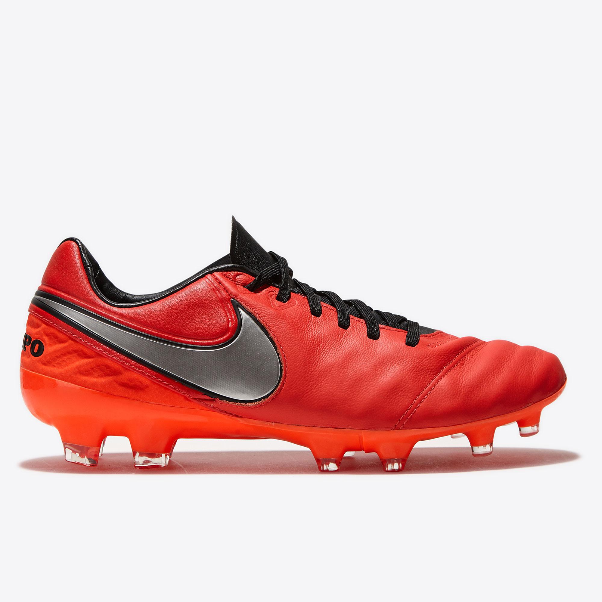 Nike Tiempo Legacy Ii FG Red