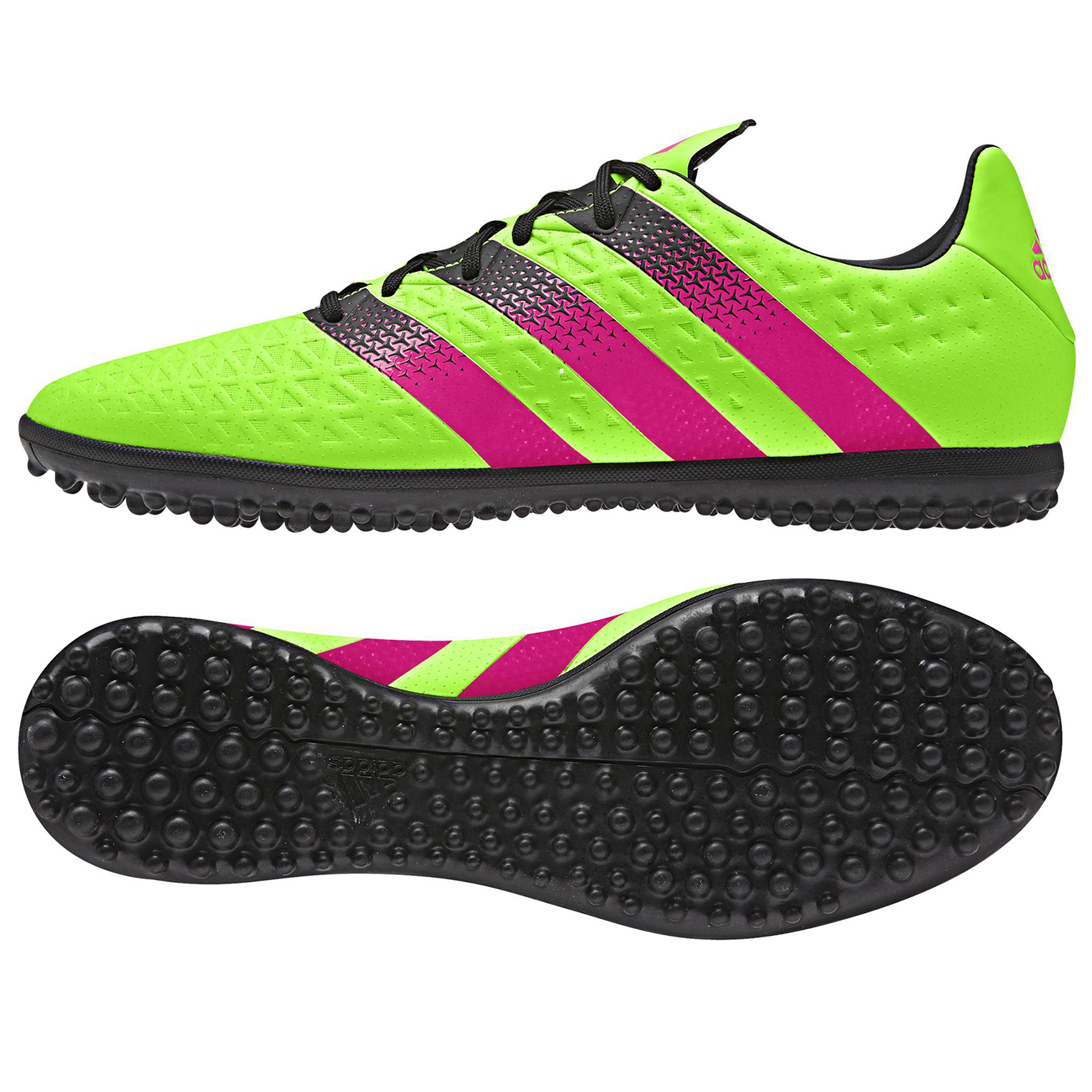 adidas Ace 16.3 Astroturf Trainers - Green