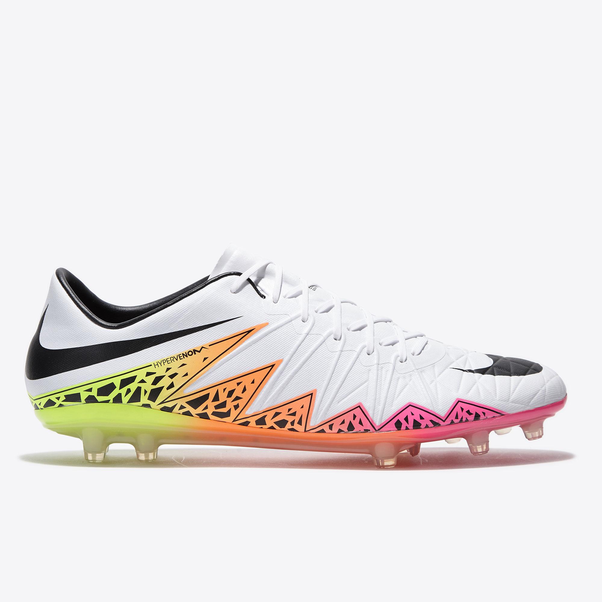Nike Hypervenom Phinish FG White