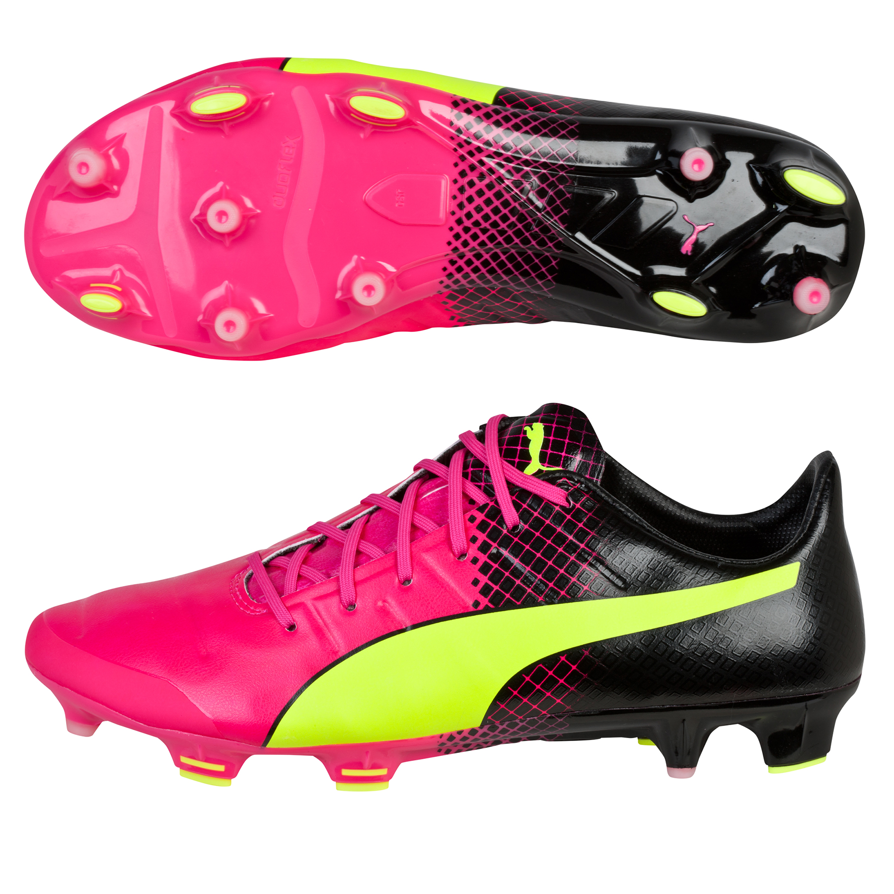 Puma evoPOWER 1.3 Tricks FG Pink