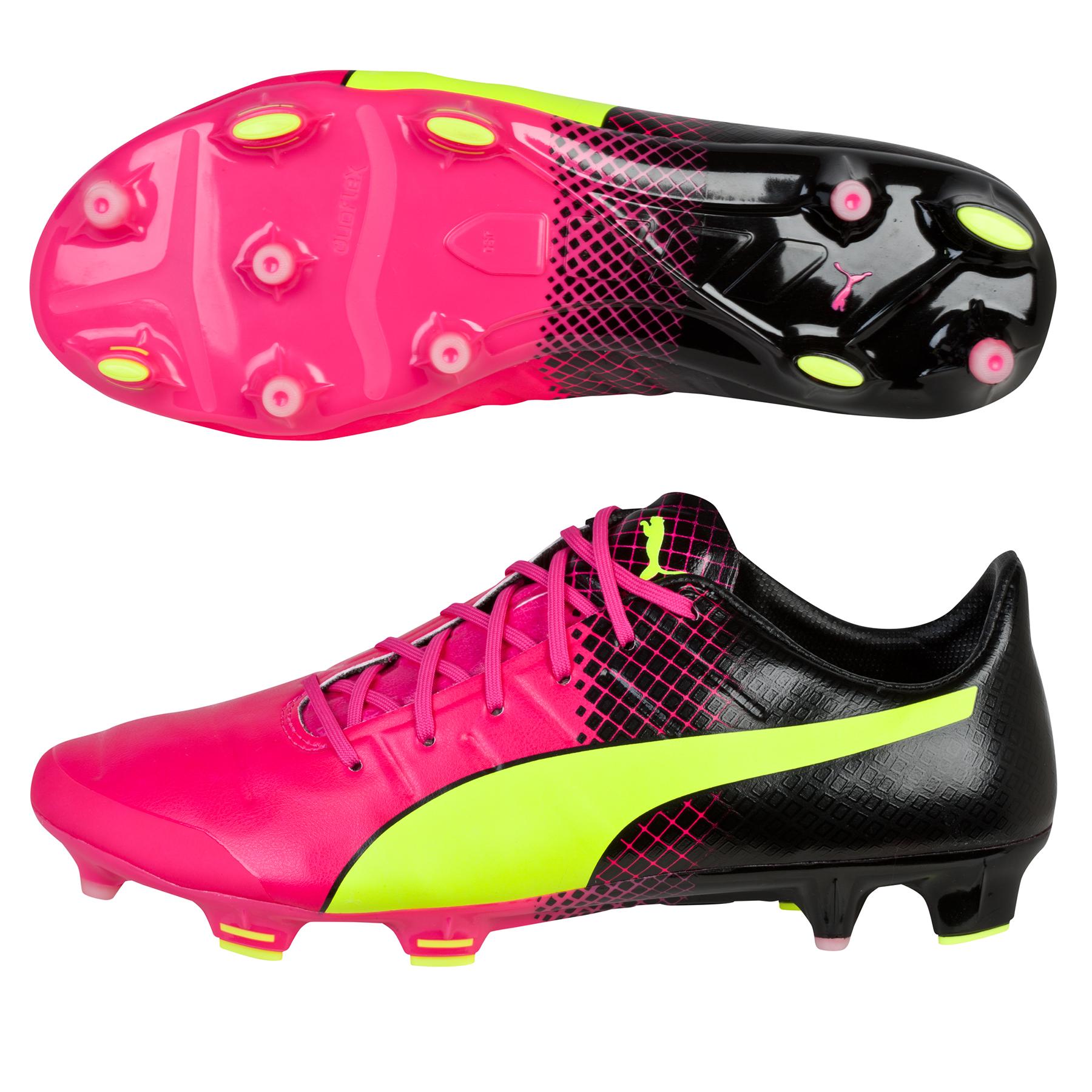 Puma evoPOWER 1.3 Tricks FG Pink