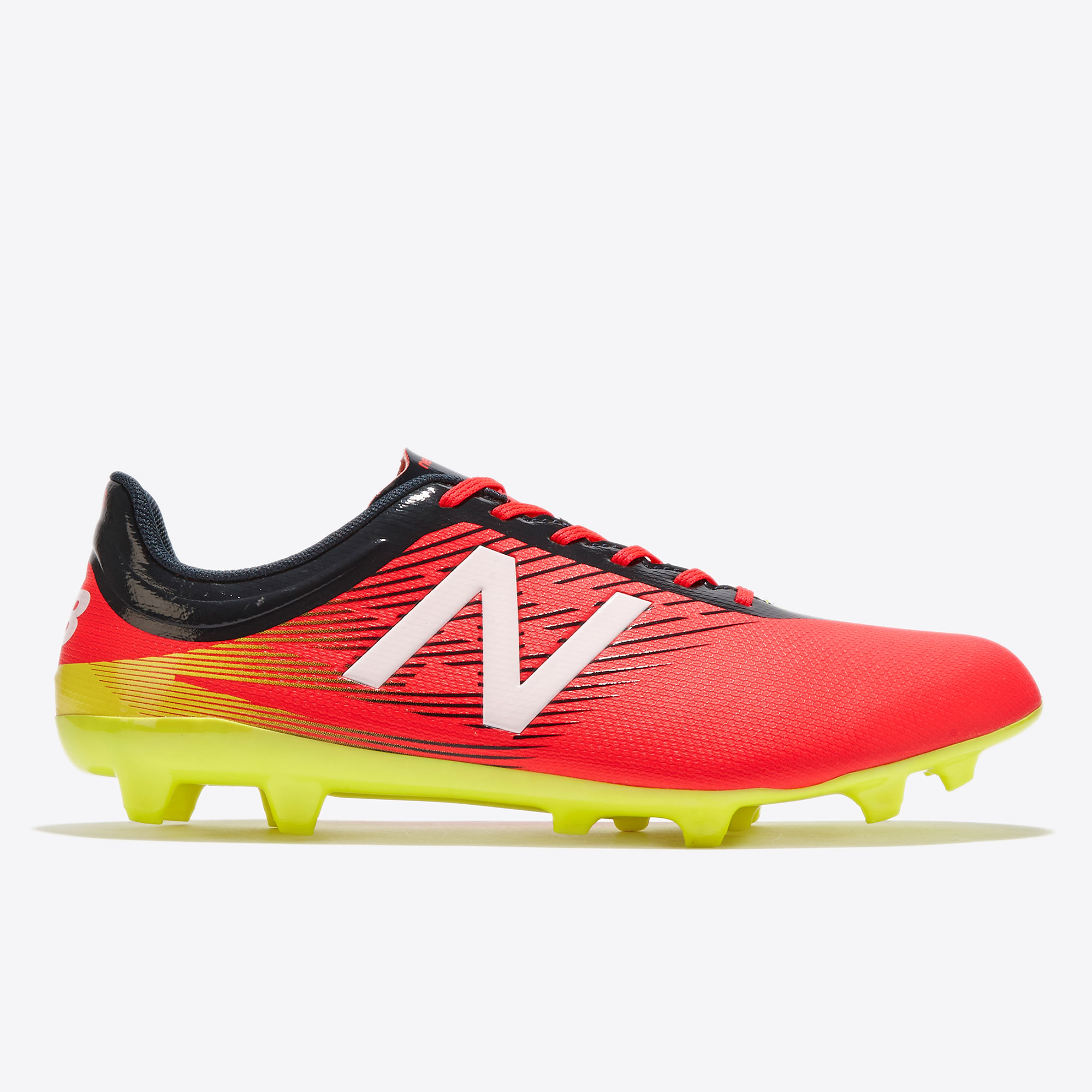 New Balance Furon 2.0 Dispatch Firm Ground Football Boots - Bright Cherry
