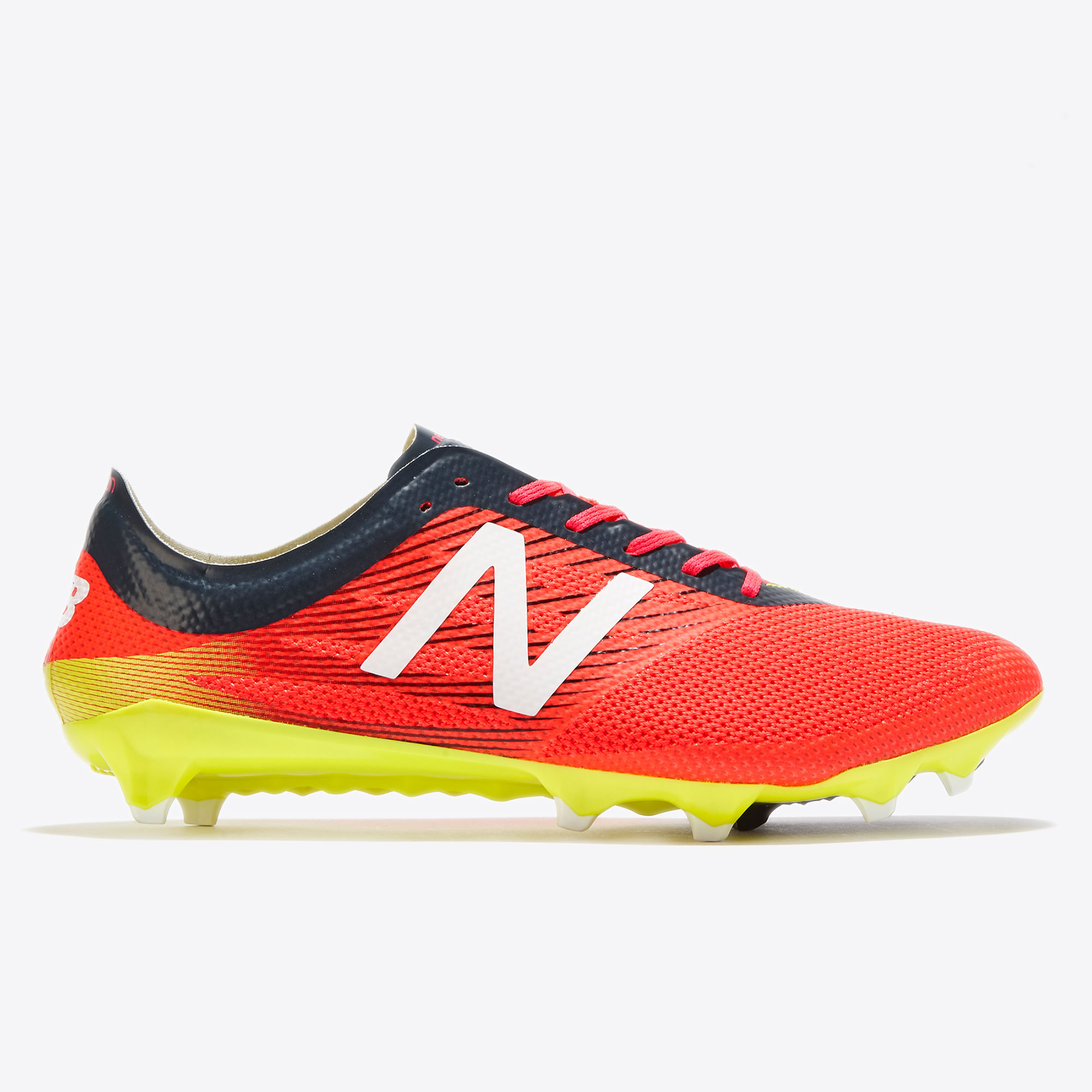 New Balance Furon 2.0 Pro Soft Ground Football Boots - Bright Cherry