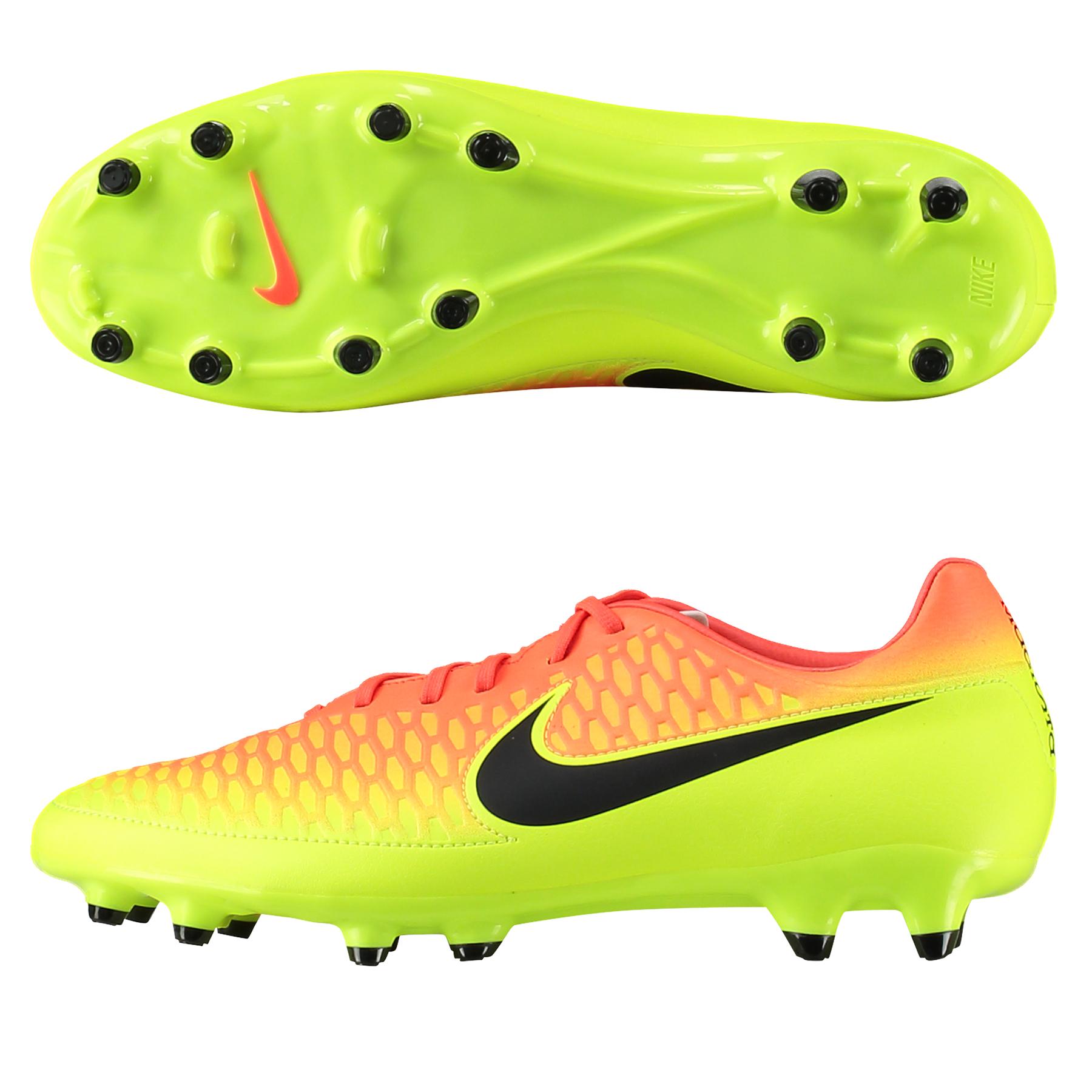 Nike Magista Onda Firm Ground Football Boots - Total Crimson/Black/Vol