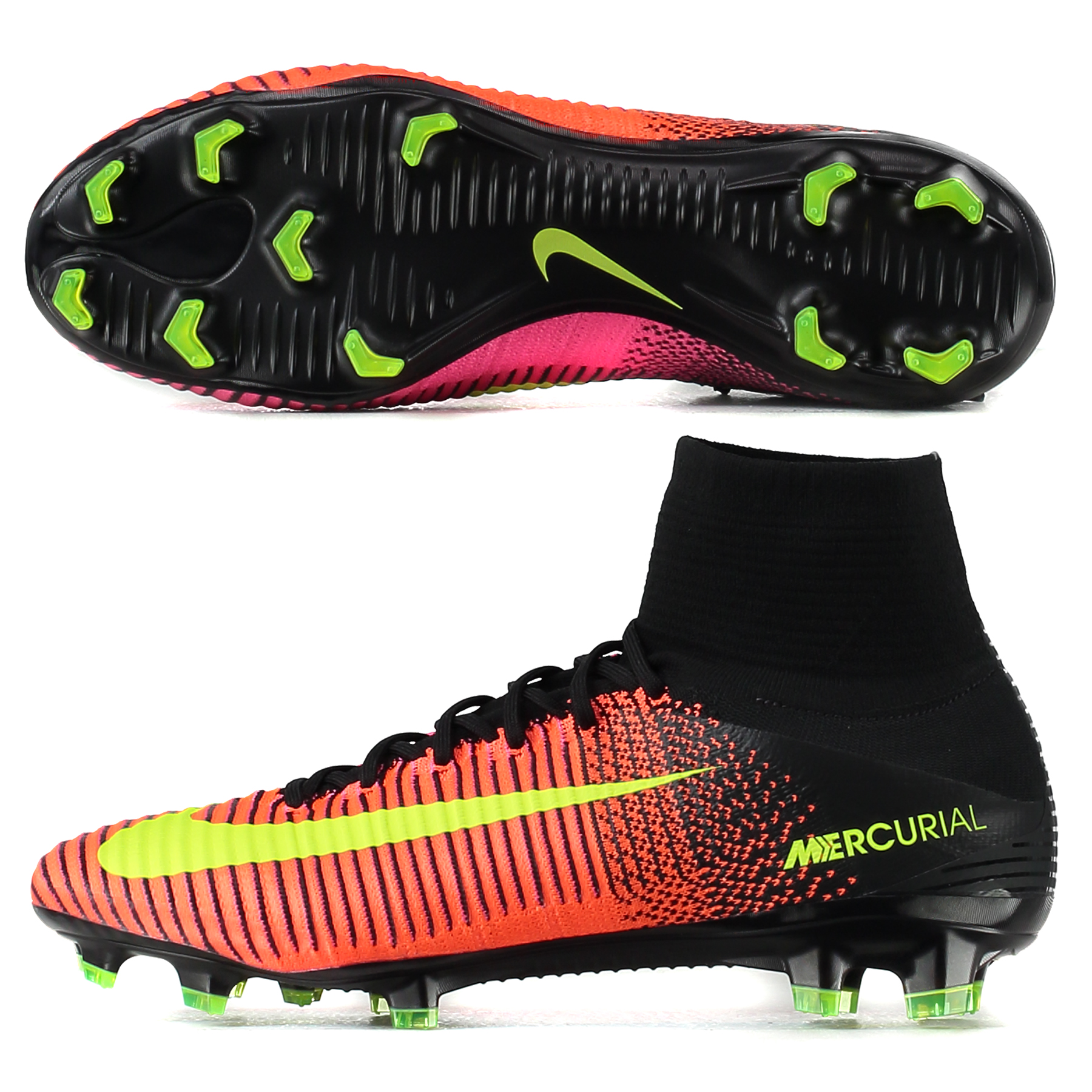 Nike Mercurial Superfly V FG Total Crimson/V