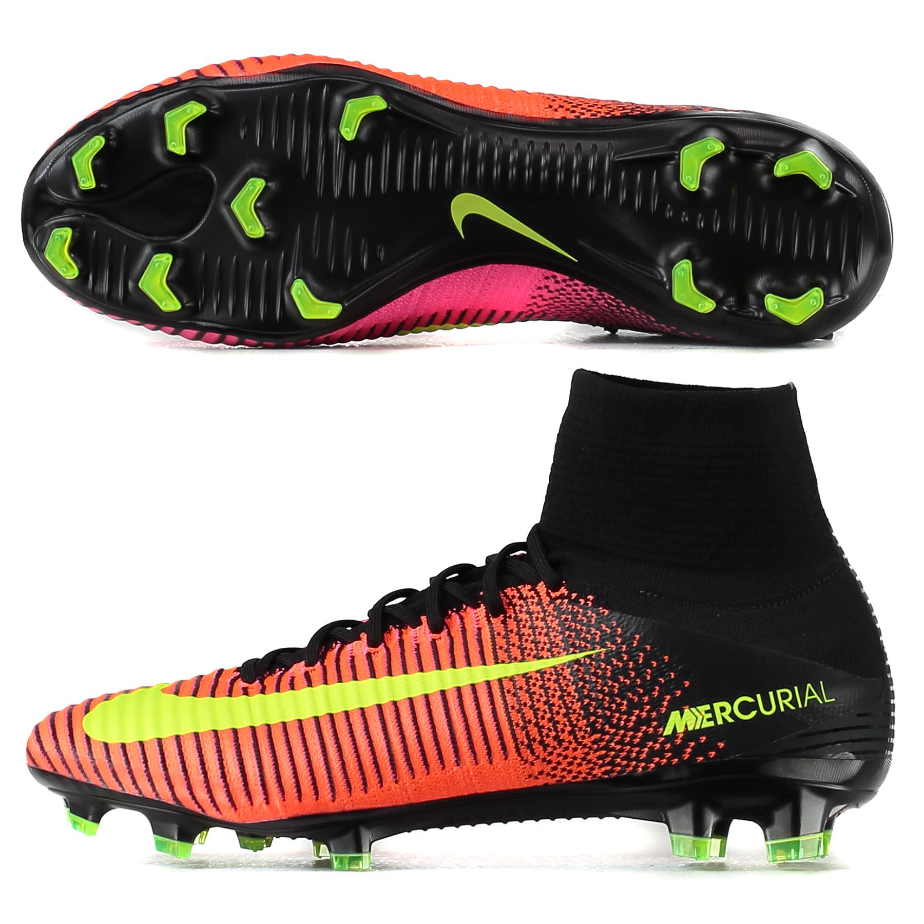 Nike Mercurial Superfly V FG Total Crimson/V