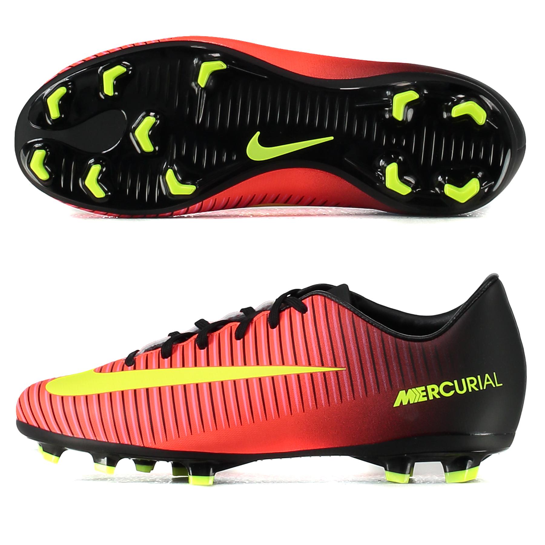 Nike Mercurial Vapor XI FG Total Crimson/Vol
