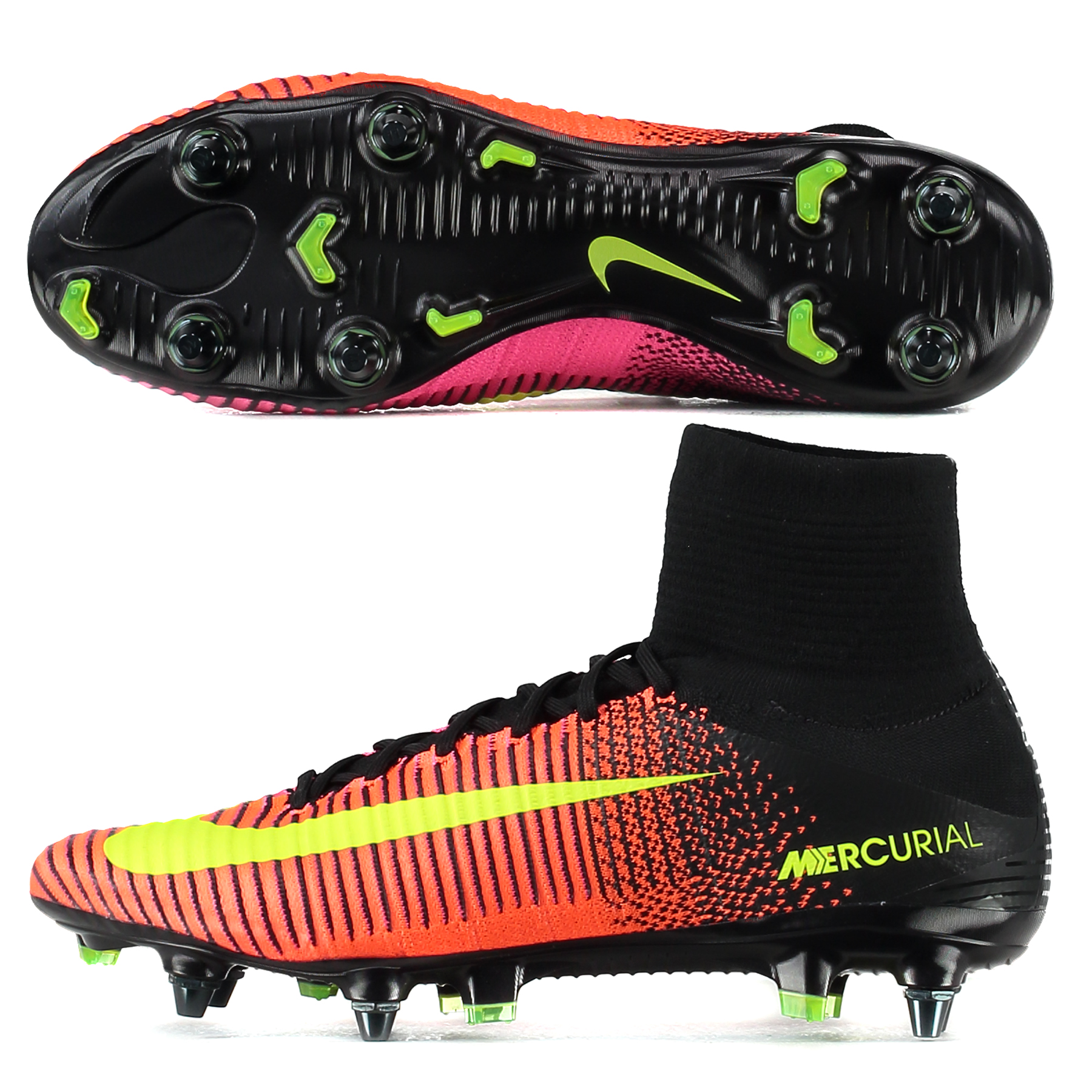 Nike Mercurial Superfly V Soft Ground-Pro Football Boots - Total Crims