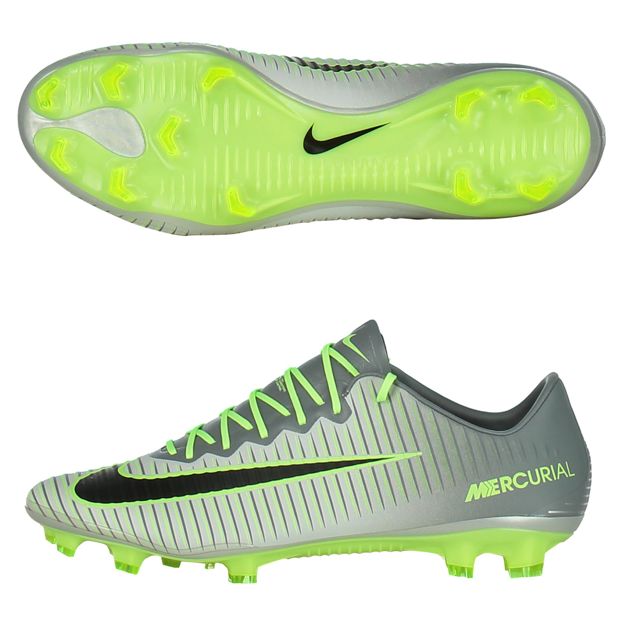 Nike Mercurial Vapor XI FG Pure Platinum/Bla
