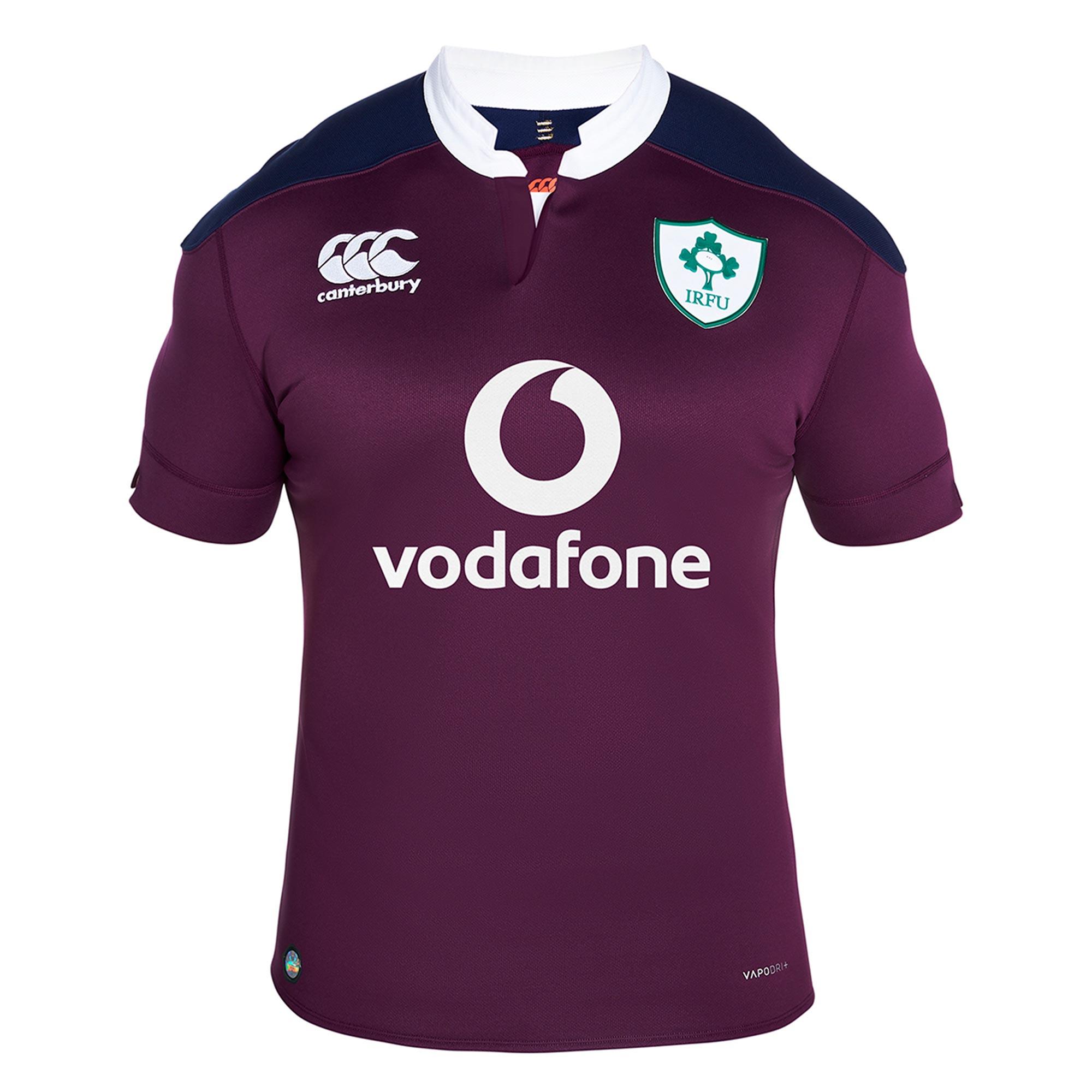 Ireland Rugby VapoDri+ Alternate Pro Rugby Shirt