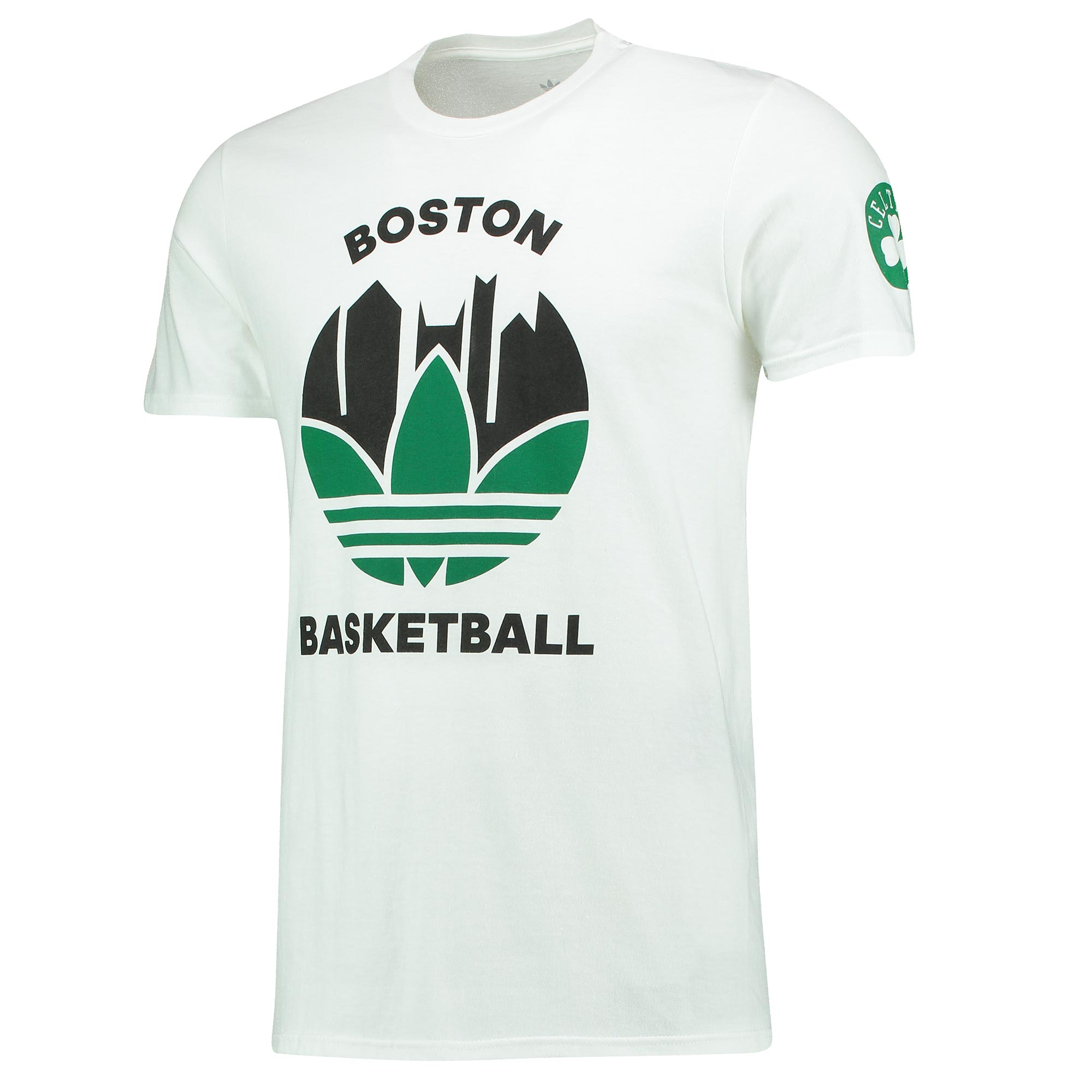 Boston Celtics Originals Trefoil City T-Shirt