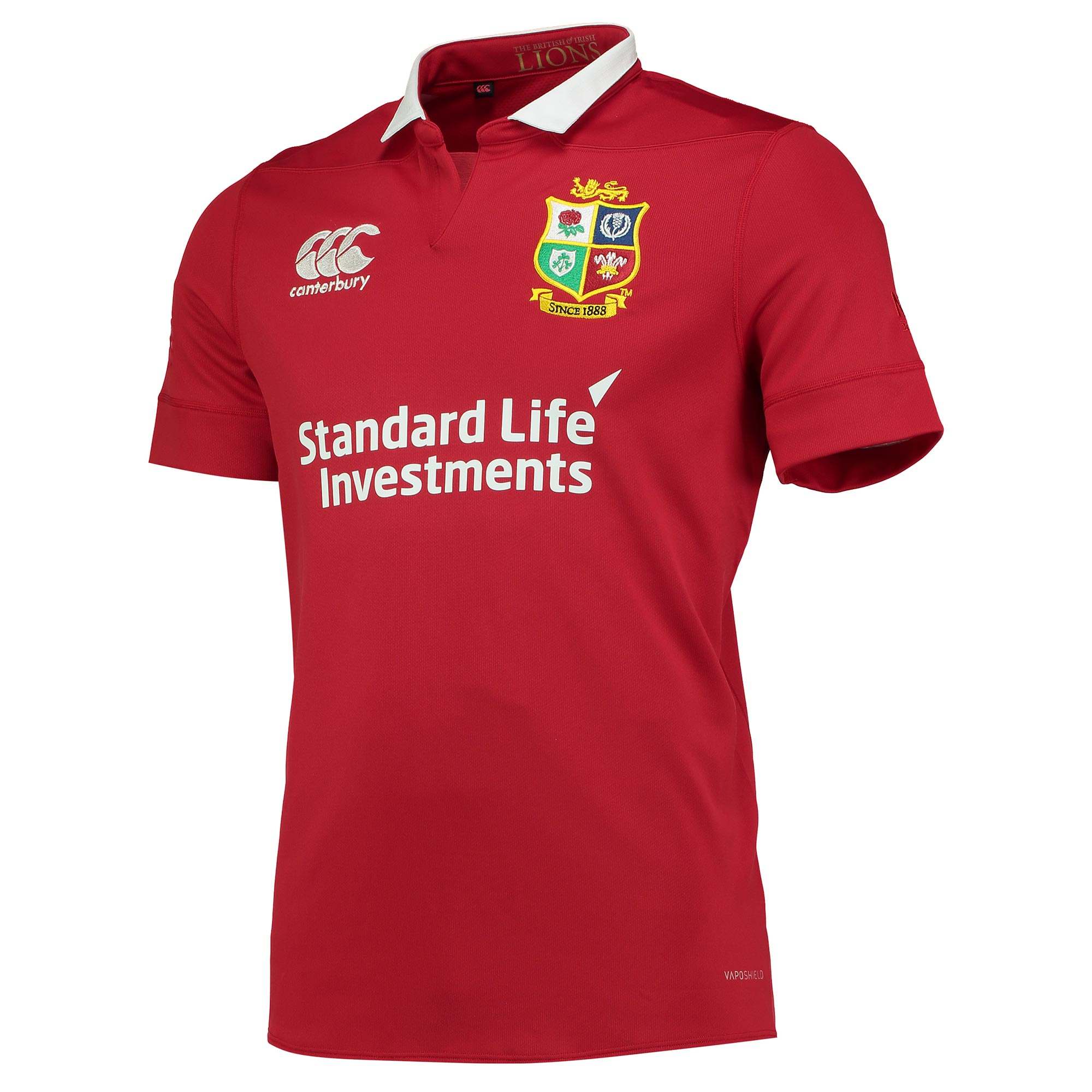 British & Irish Lions Vaposhield Matchday Pro Shirt