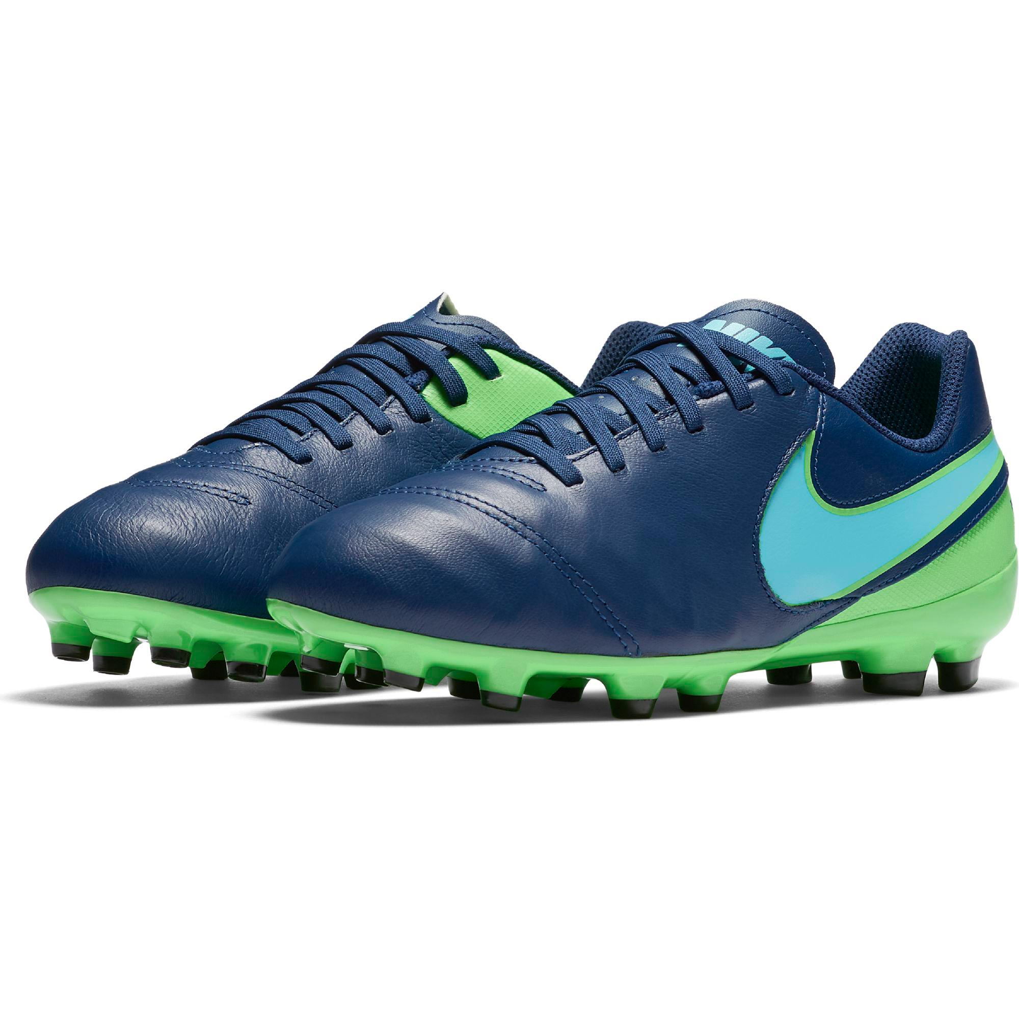 Nike Tiempo Legend VI FG Coastal Blue/Polari