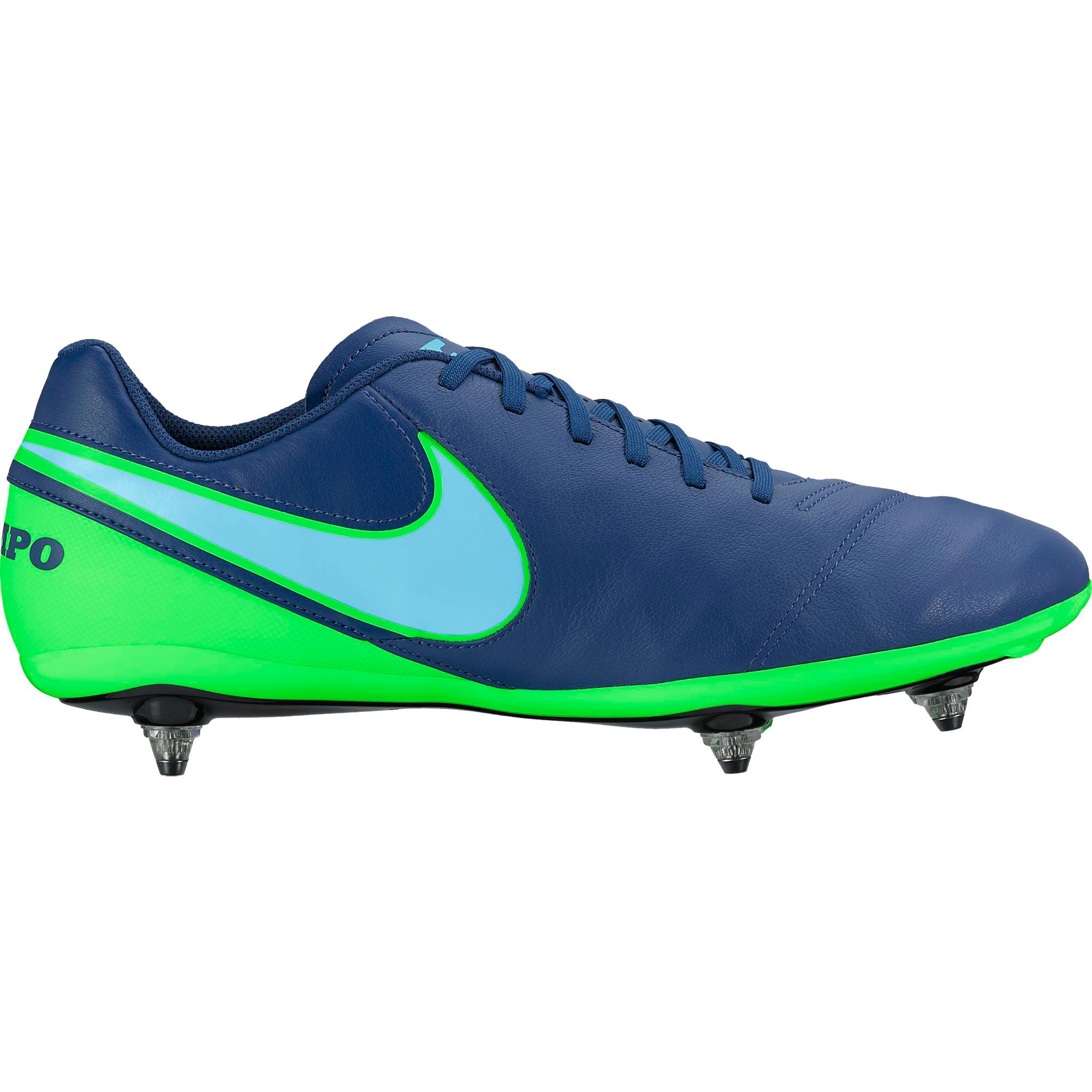 Nike Tiempo Genio II Leather SG Coastal Blue