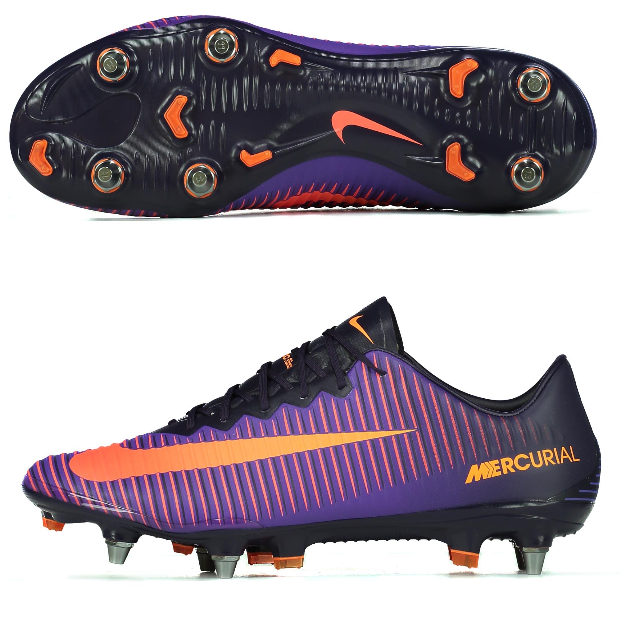 Nike Mercurial Vapor XI SG Pro Purple Dynast