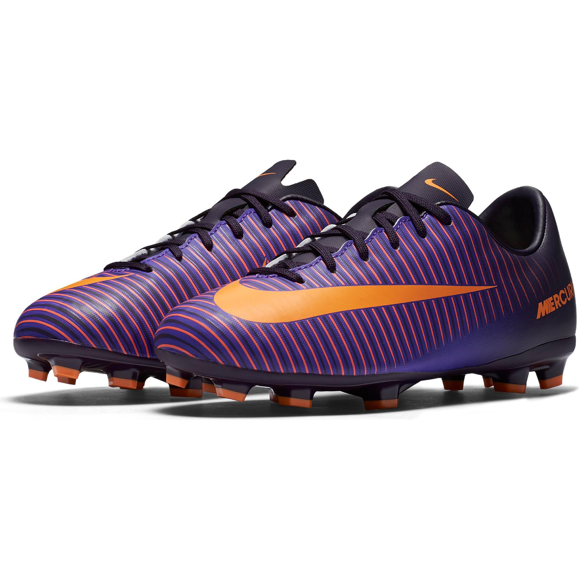 Nike Mercurial Vapor XI FG Purple Dynasty/Br