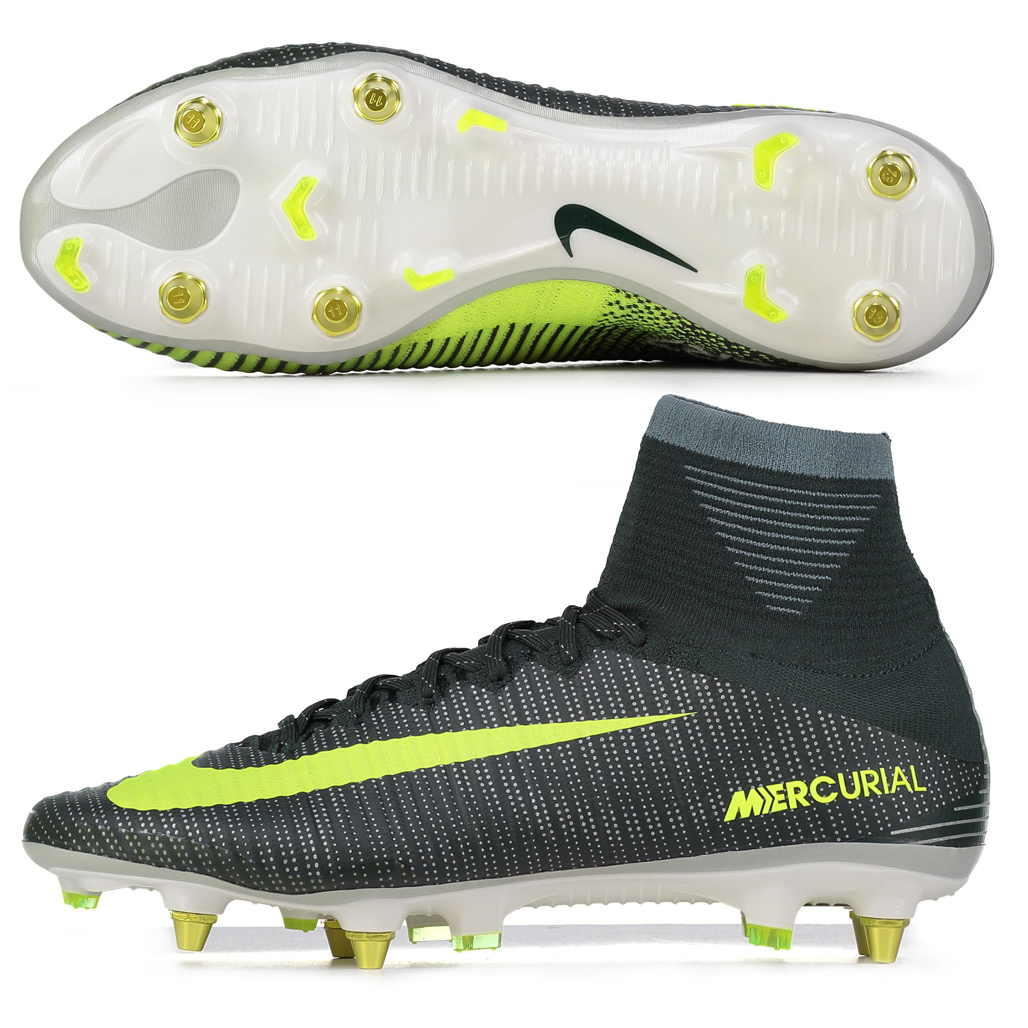 a7bac5eff3d Nike Mercurial Superfly V CR7 Dynamic Fit SG-PRO Soft-Ground Football Boot  Image