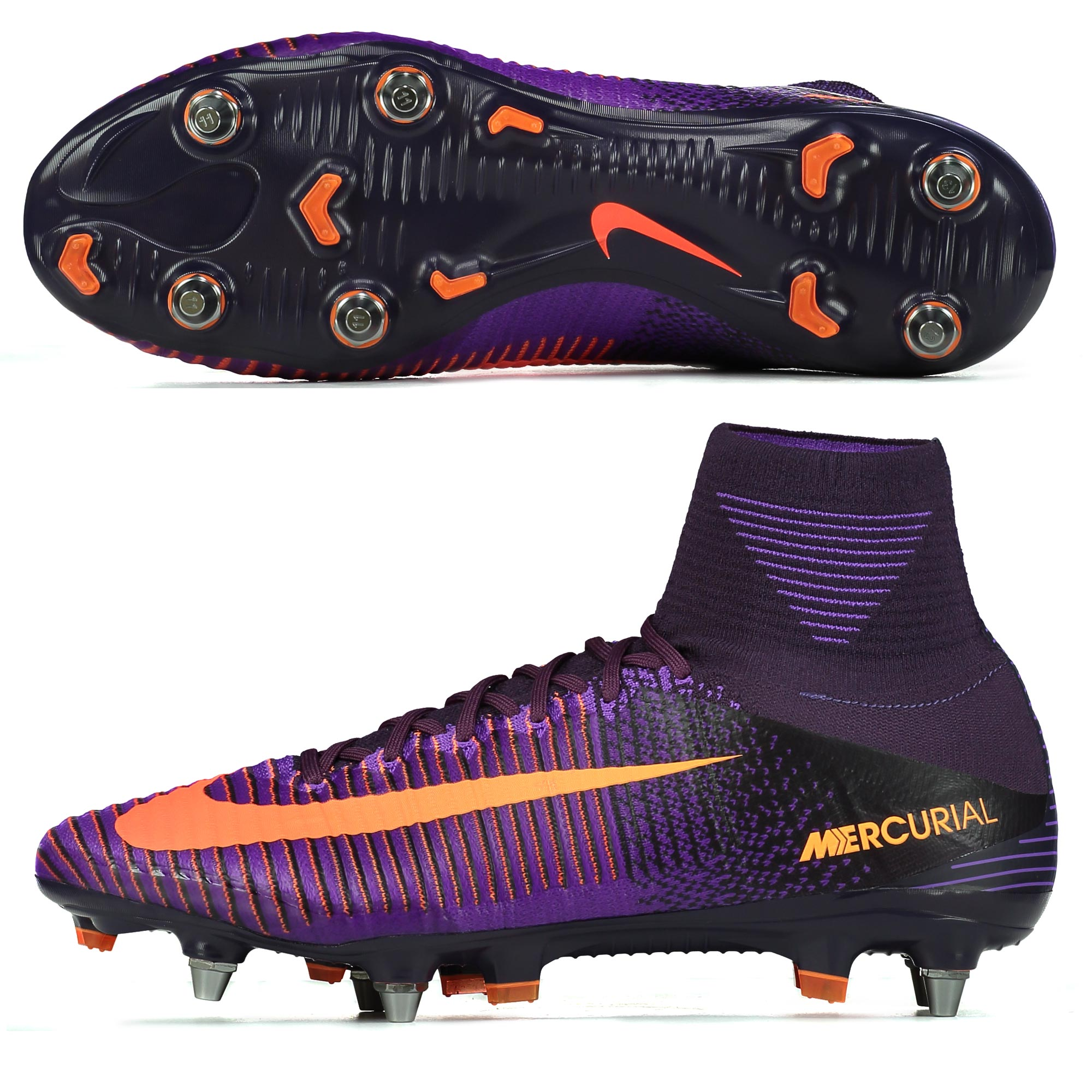 Nike Mercurial Superfly V SG Purple Dynasty/