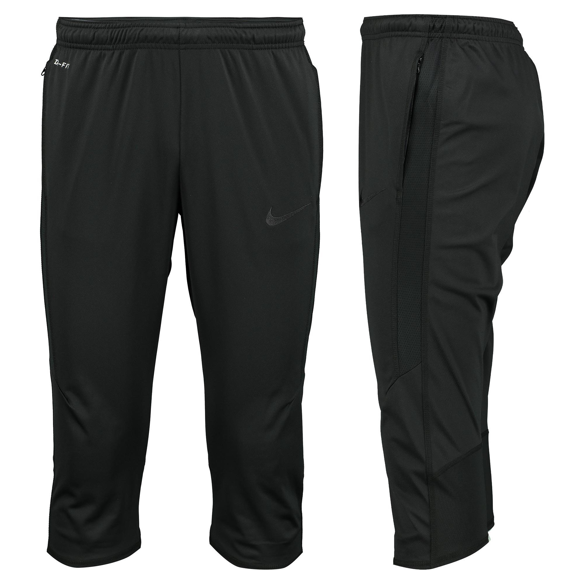 Nike Strike 3/4 Pants - Black/Black/Black/Black