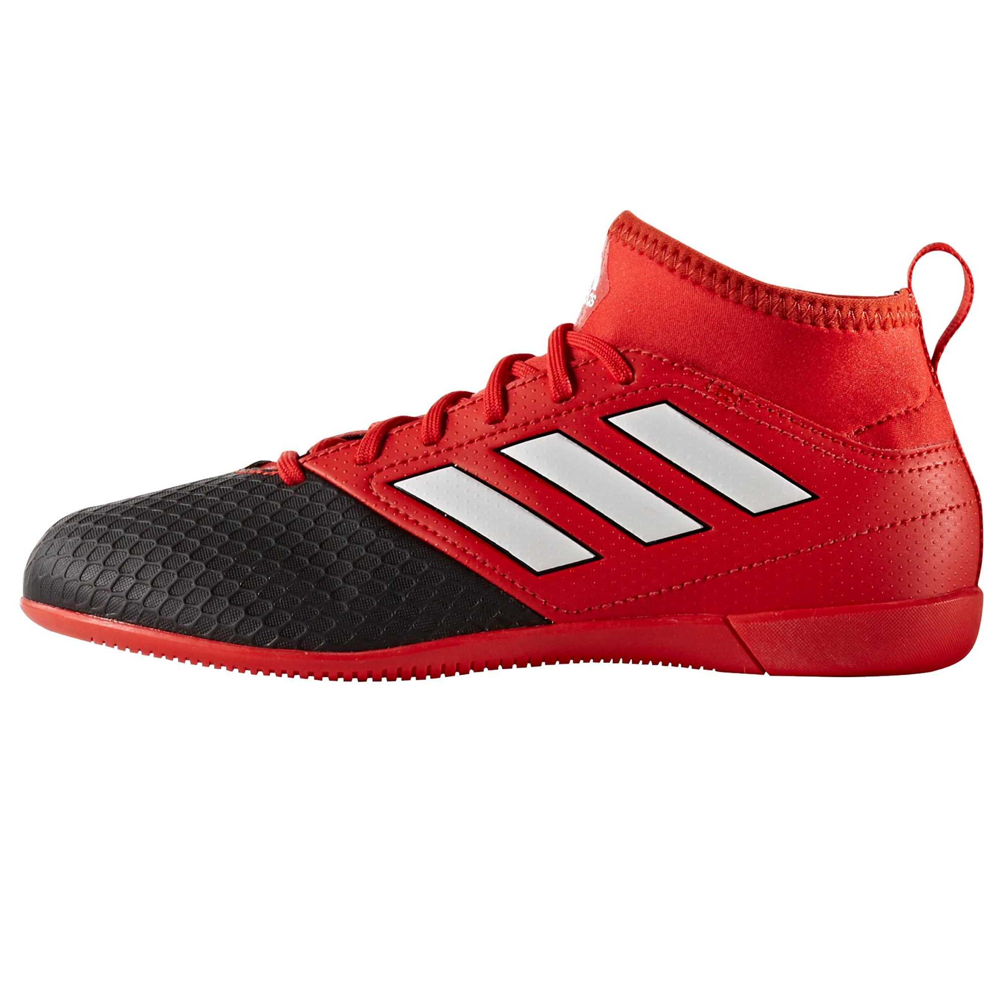 Image of adidas Ace 17.3 Indoor Trainers - Red/White/Core Black - Kids