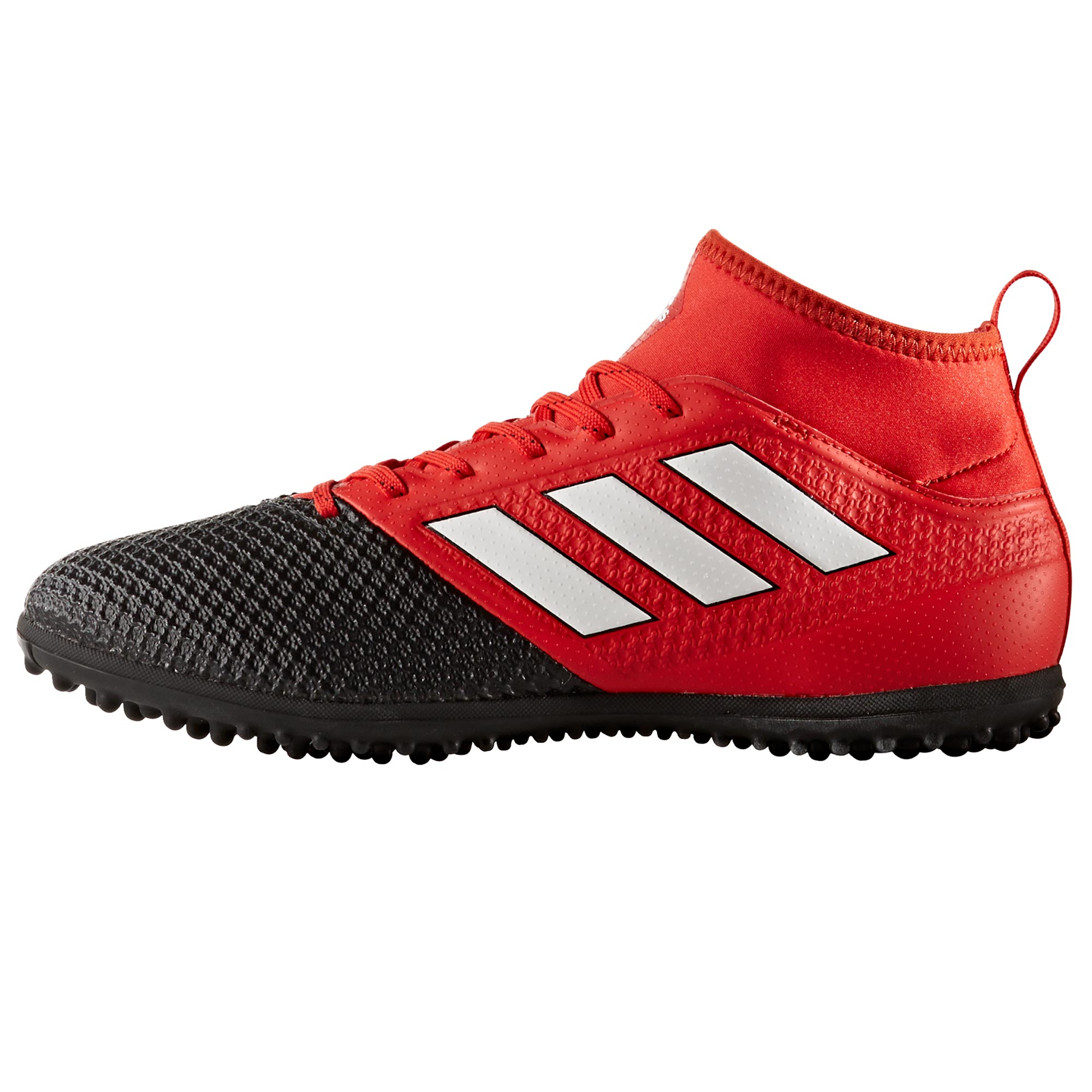 Image of adidas Ace 17.3 Primemesh Astroturf Trainers - Red/White/Core Black
