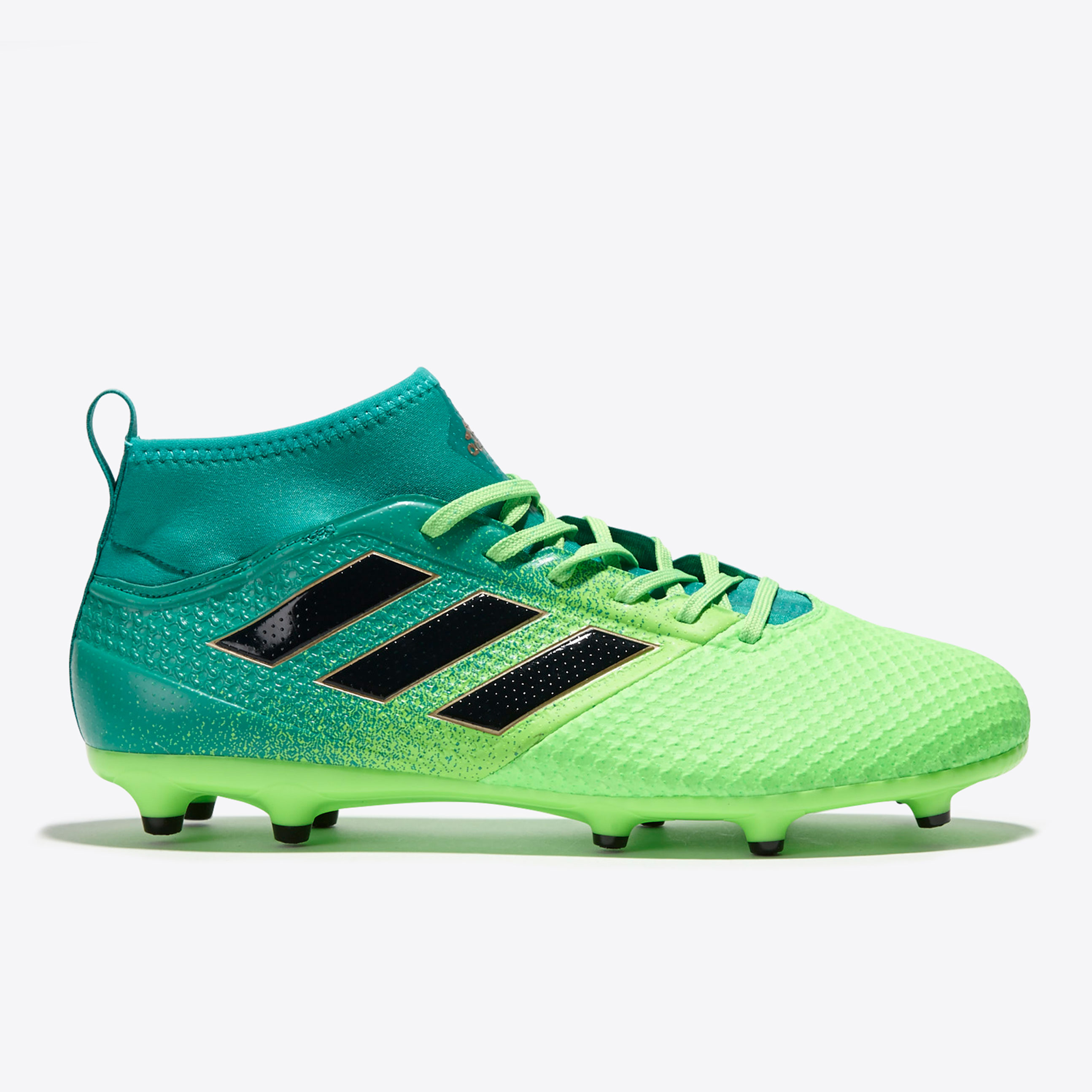 Image of adidas Ace 17.3 Primemesh Firm Ground Football Boots - Solar Green/Cor
