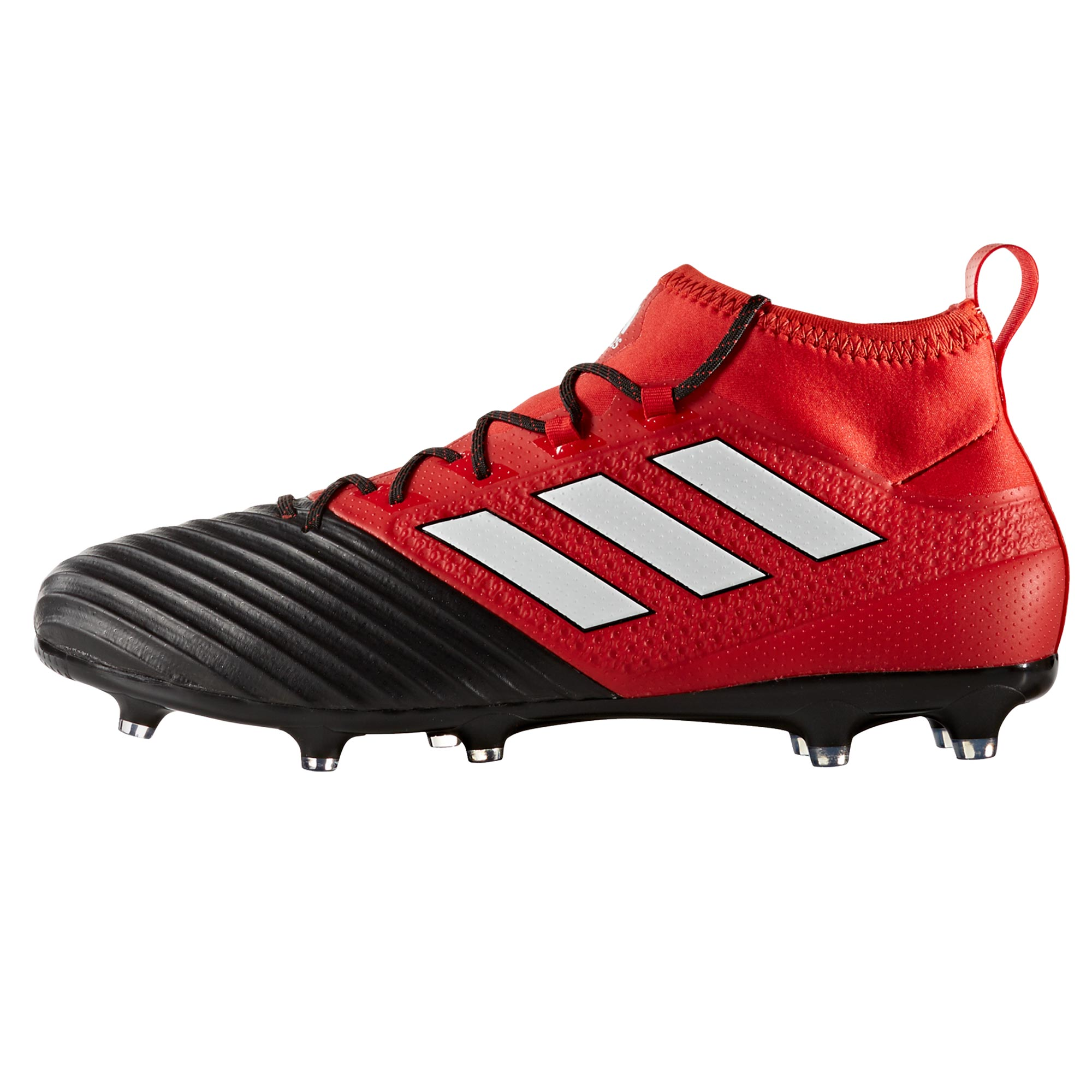 Image of adidas Ace 17.2 Primemesh Firm Ground Football Boots - Red/White/Core