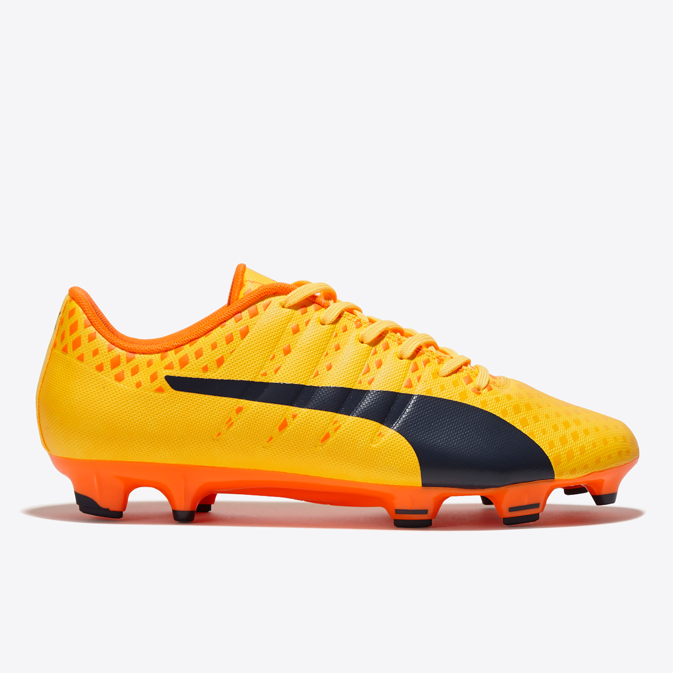 Puma evoPOWER Vigor 3 FG Ultra Yellow/Peacoa