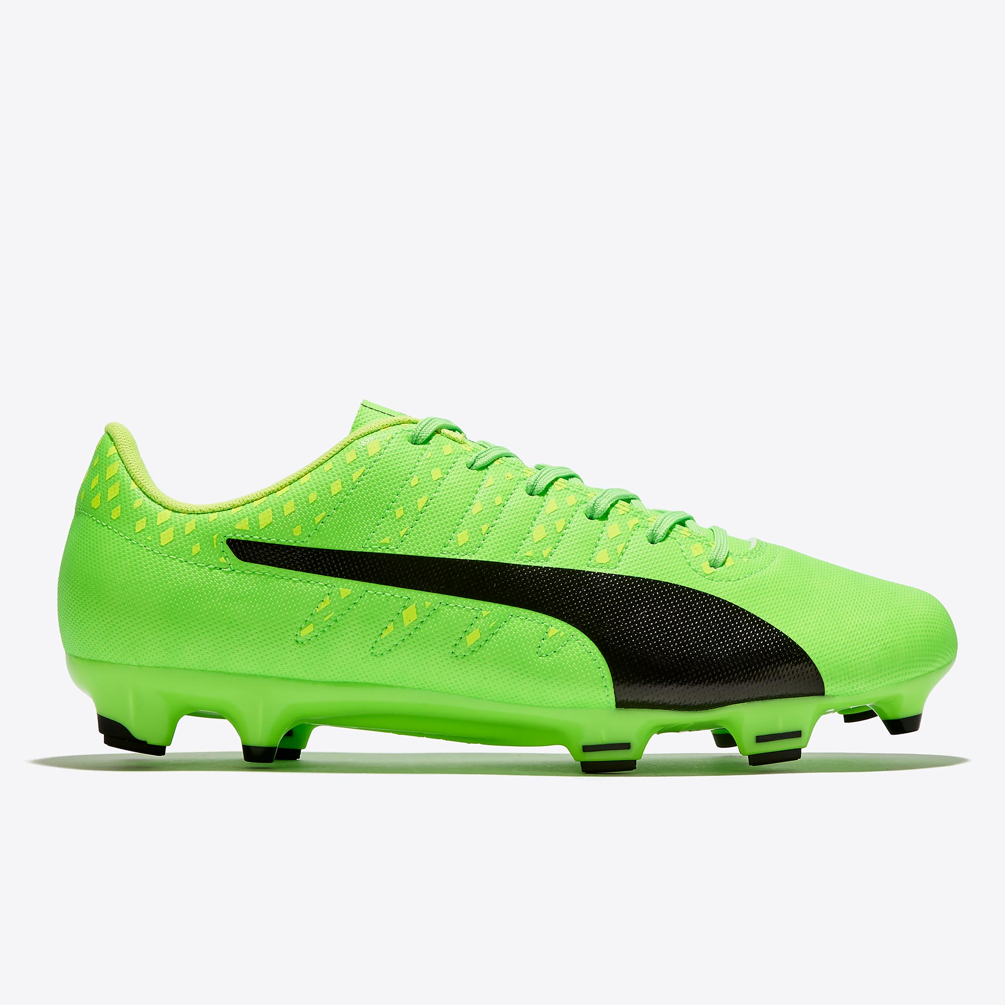 Puma evoPOWER Vigor 4 FG Green Gecko/Black/S