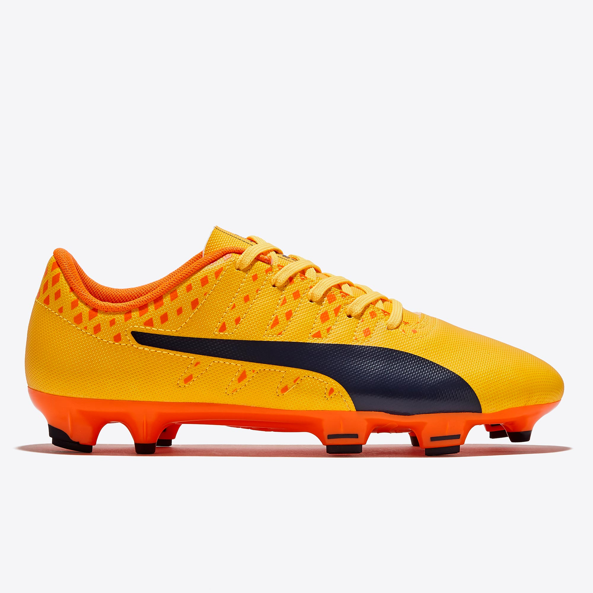 Puma evoPOWER Vigor 4 FG Ultra Yellow/Peacoa