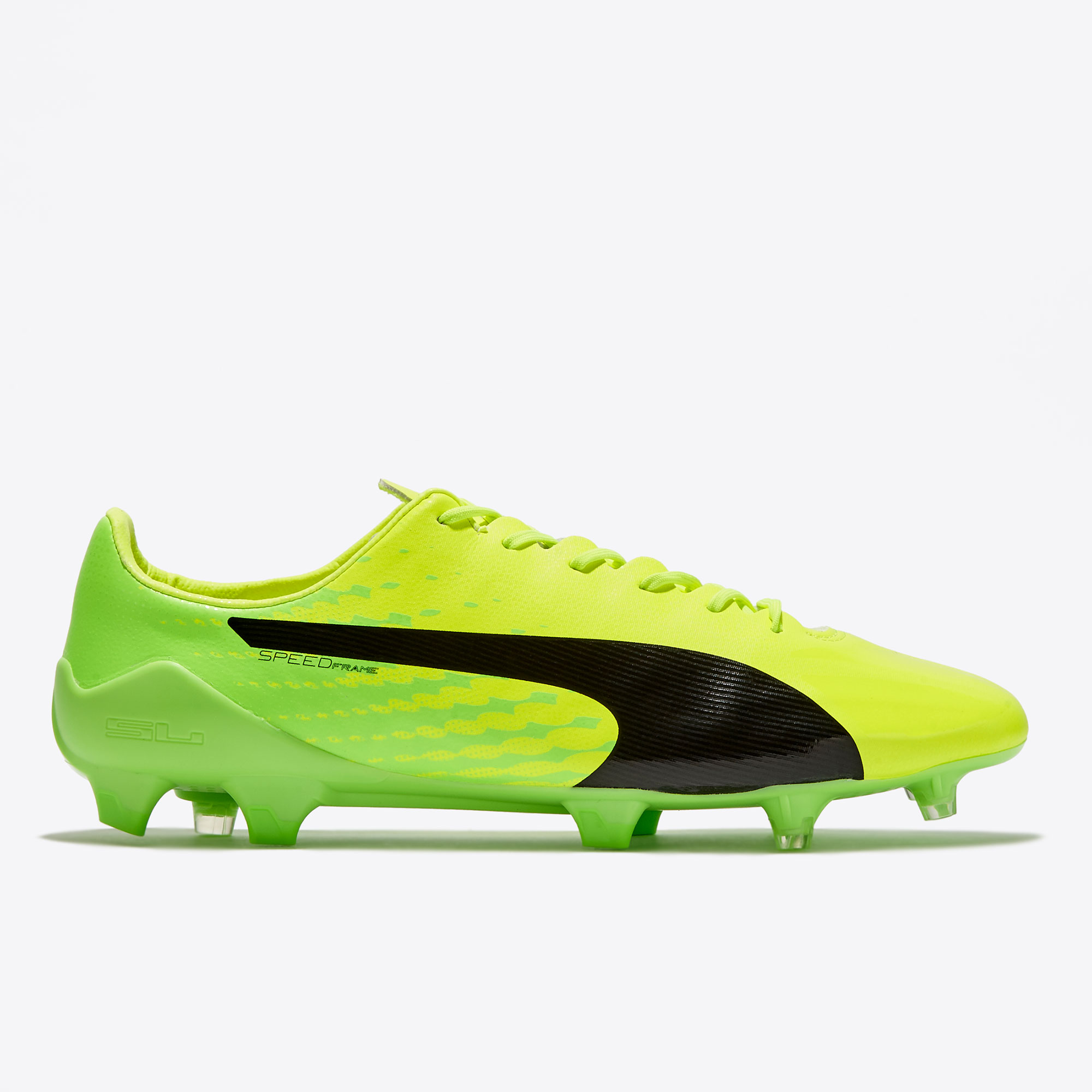 Puma evoSPEED 17.SL S FG Safety Yellow/Black