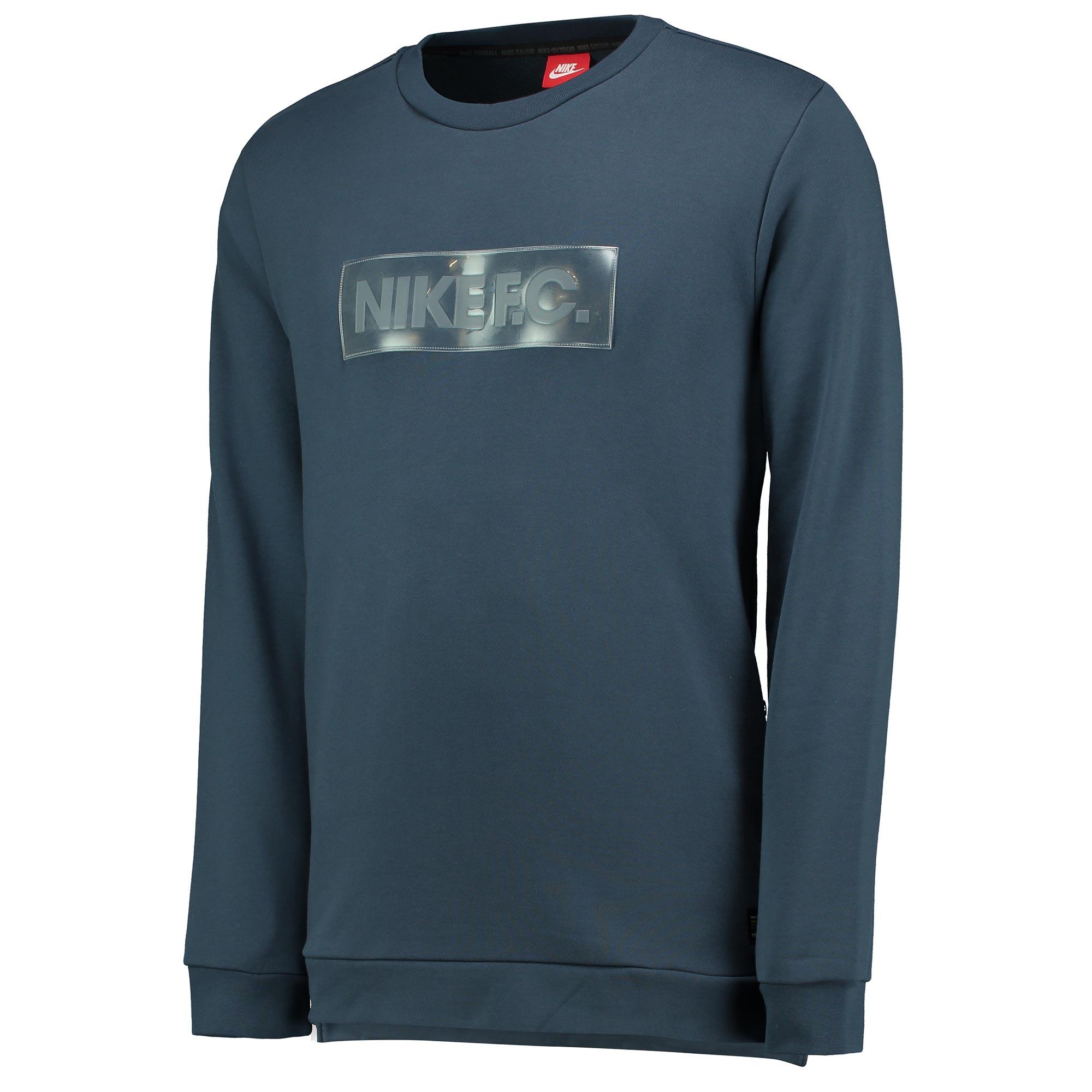 Nike F.C. Crew Sweater - Squadron Blue