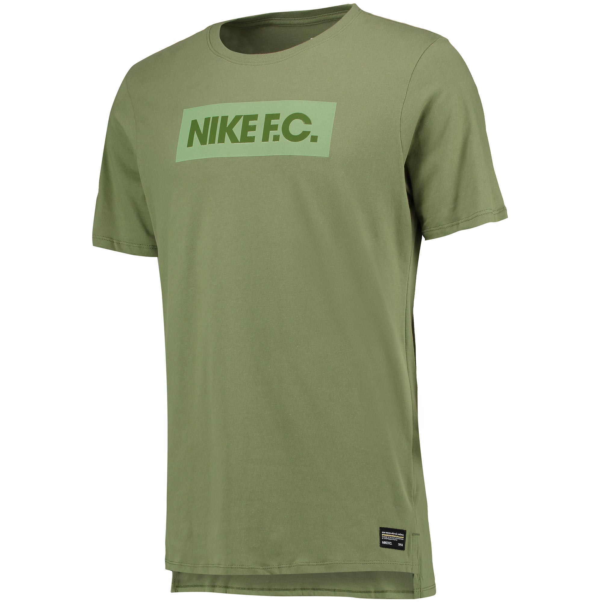 Nike F.C. T-Shirt - Palm Green