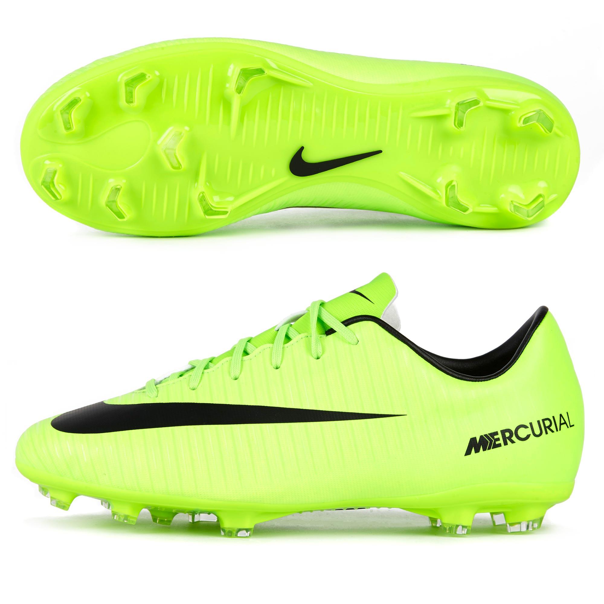 Nike Mercurial Vapor XI FG Electric Green/Bl