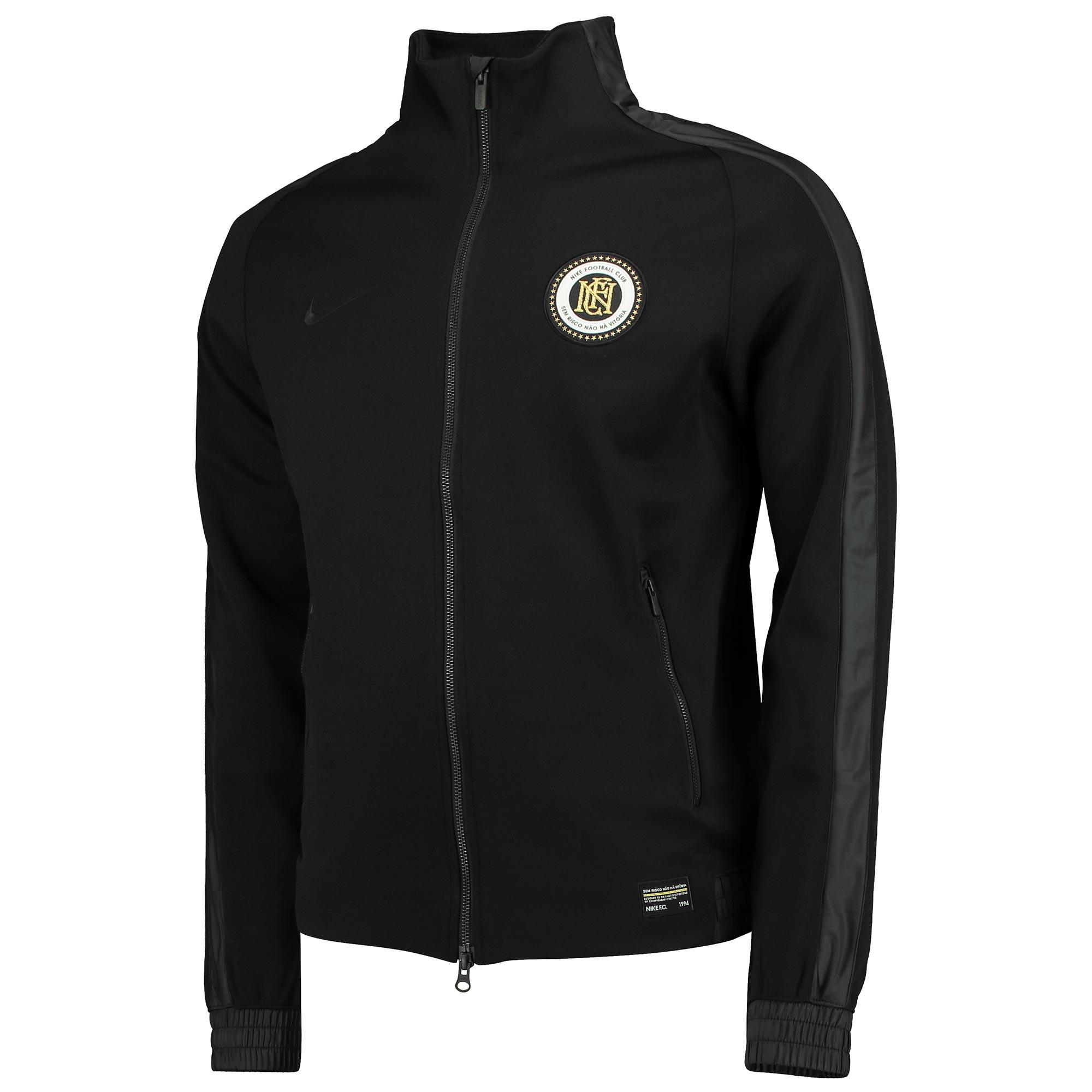Nike F.C. Track Jacket - Black