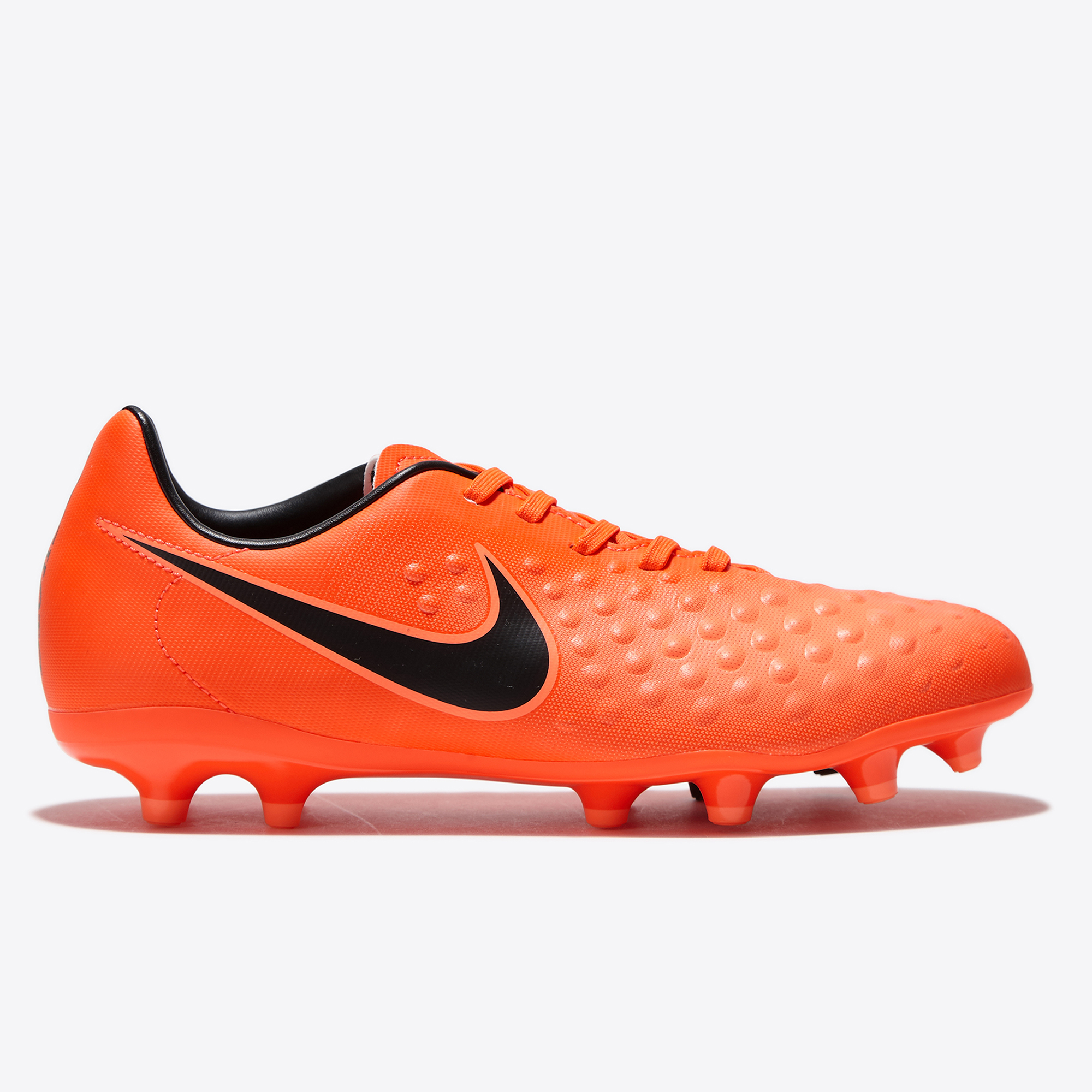 Nike Magista Opus II Firm Ground Football Boots - Total Crimson/Black/