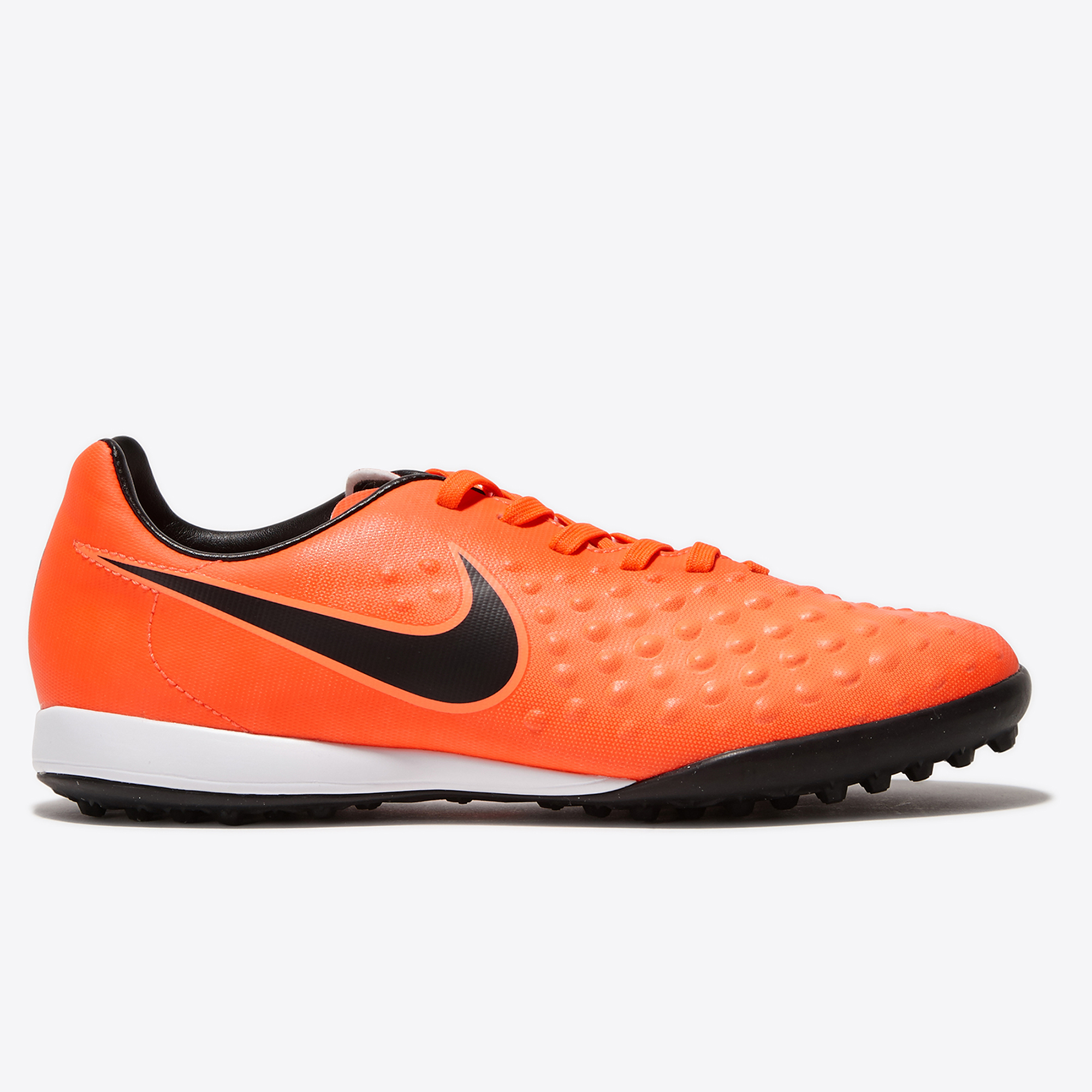 Nike Magista Opus II Astroturf Trainers - Total Crimson/Black/Bright M