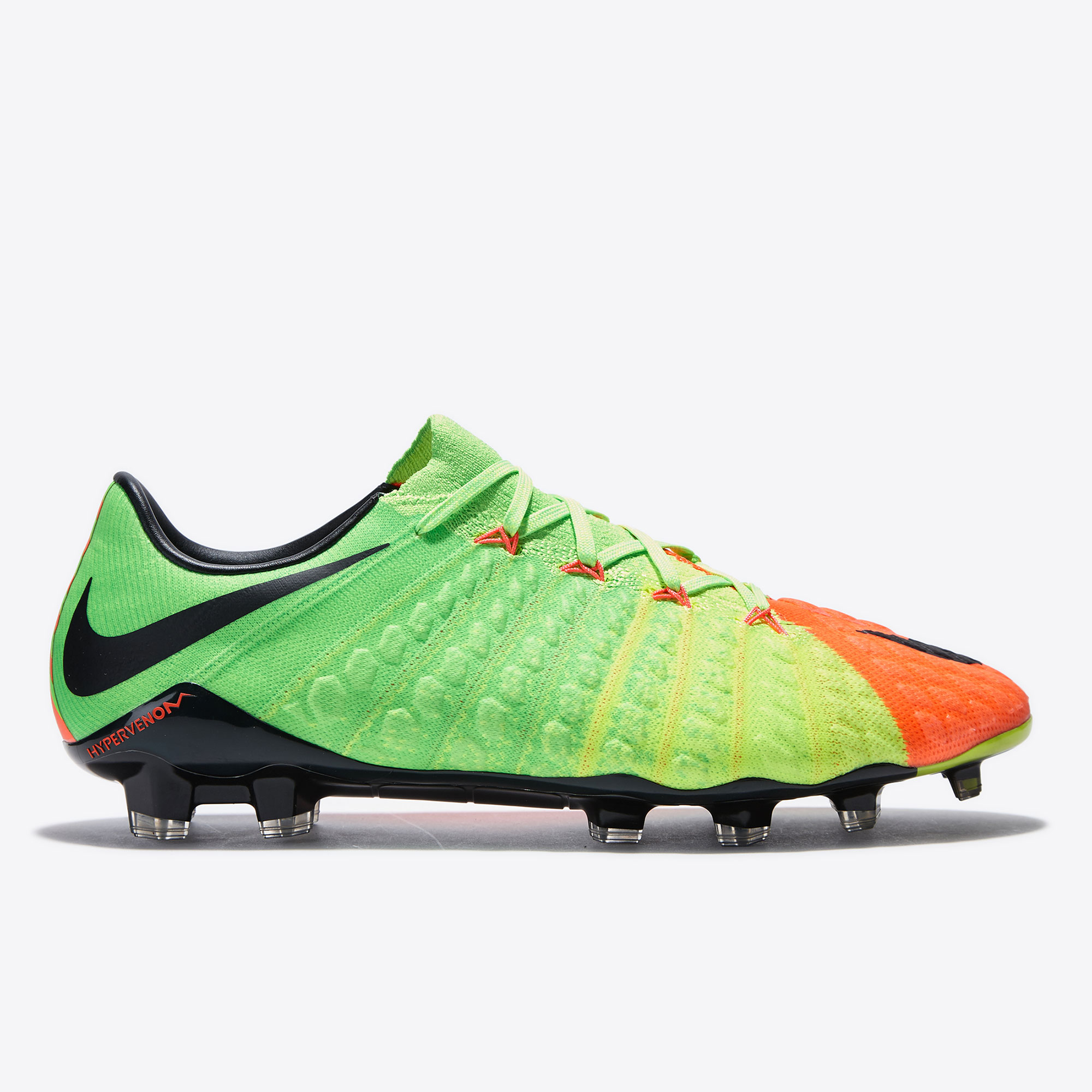 Nike Hypervenom Phinish II FG Electric Green