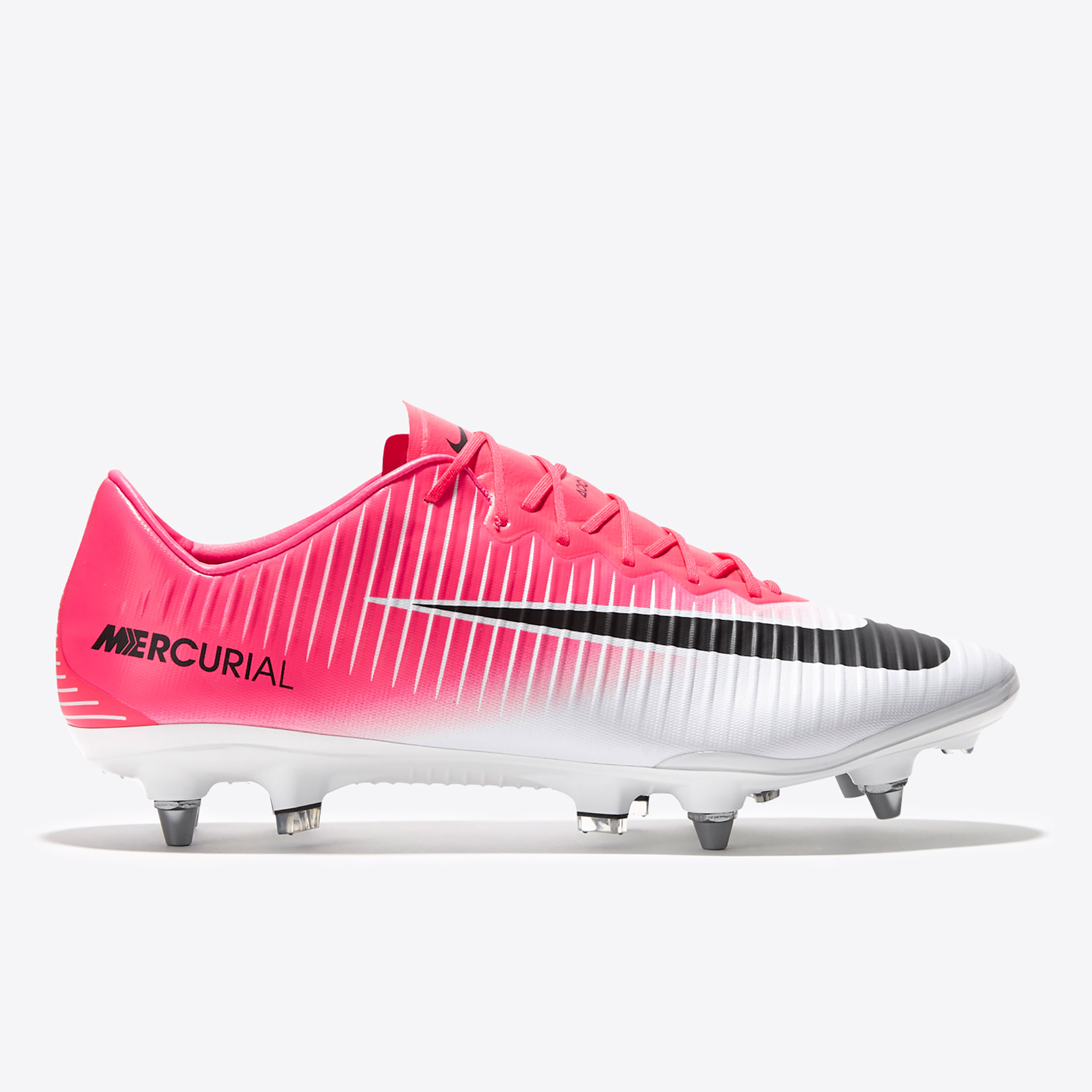 premium selection de8cd ce611 Nike Mercurial Vapor XI Motion Blur Pack SG Football Boots Pink