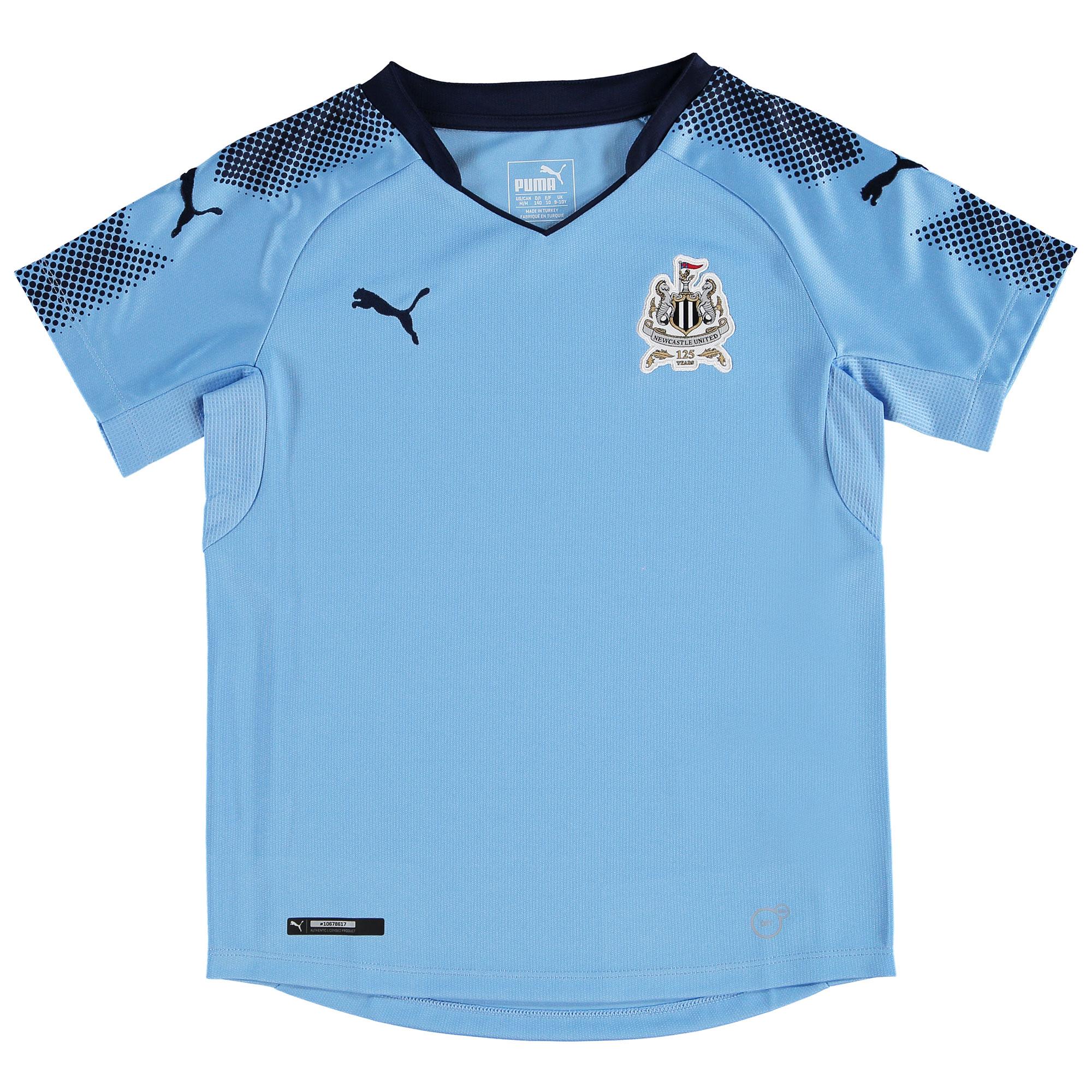 Newcastle United Away Shirt 2017-18 - Kids