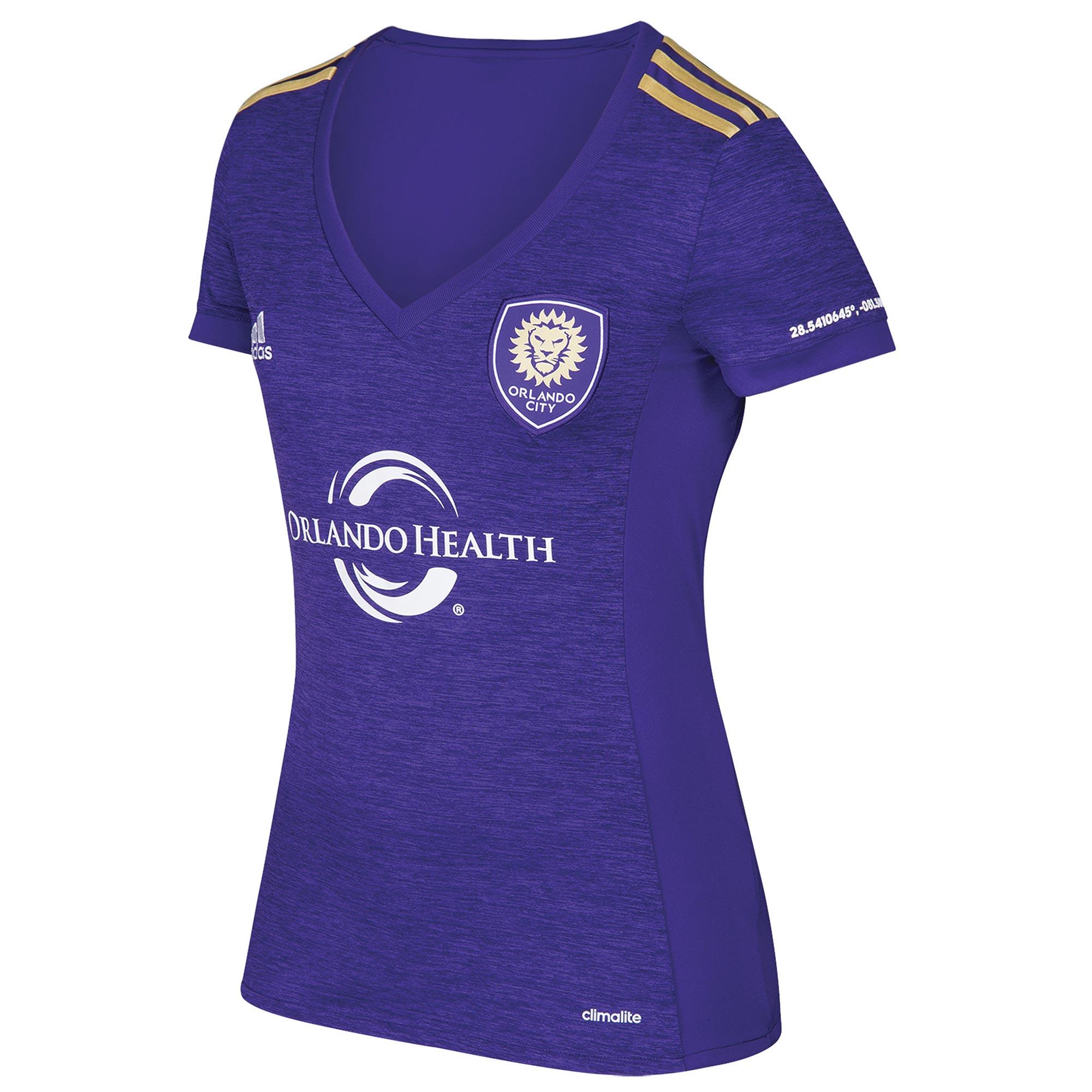 Camiseta de la 1ª equipación Orlando City SC 2017-18 - Mujer