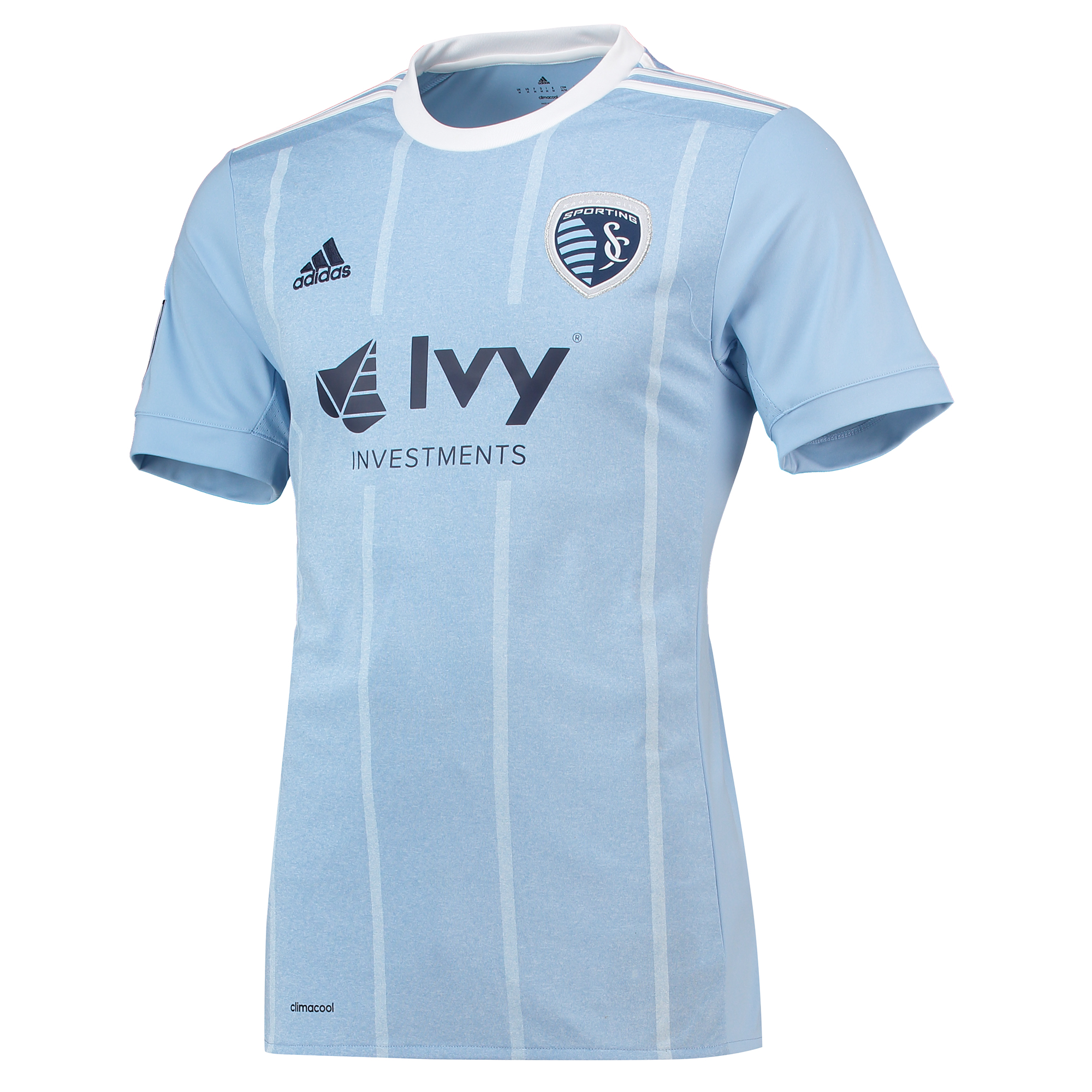 Sporting Kansas City Home Shirt 2018