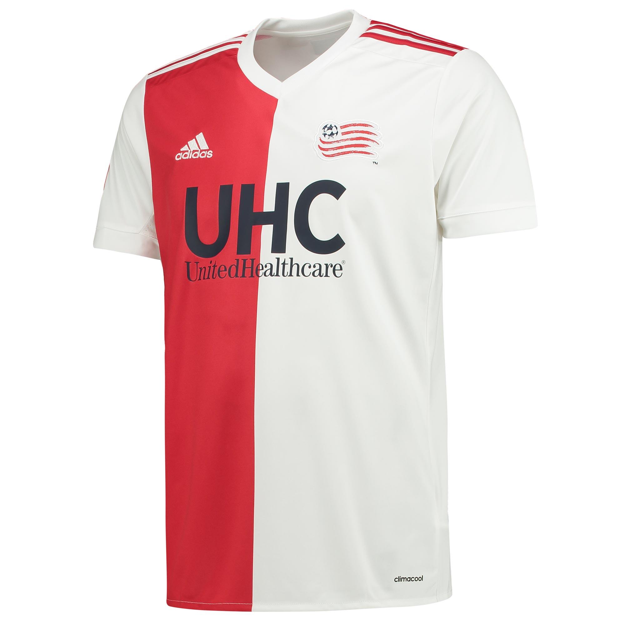 New England Revolution Away Shirt 2018