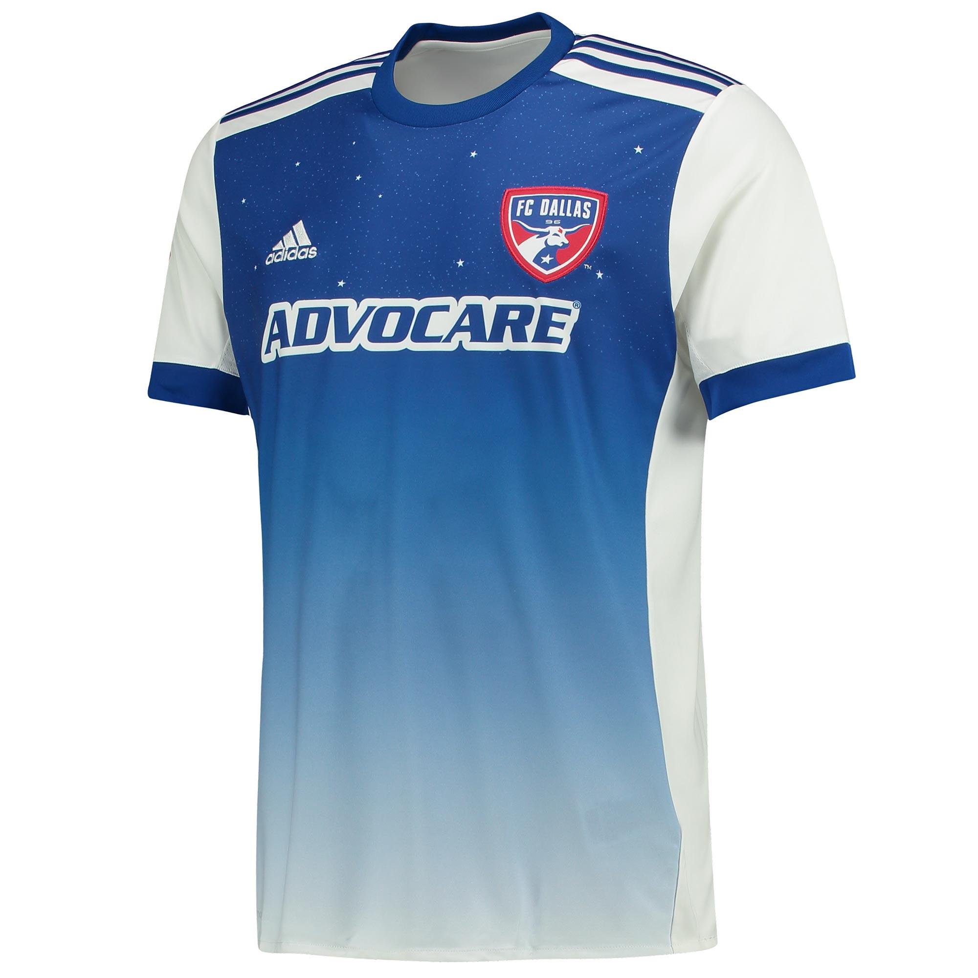 FC Dallas Away Shirt 2018