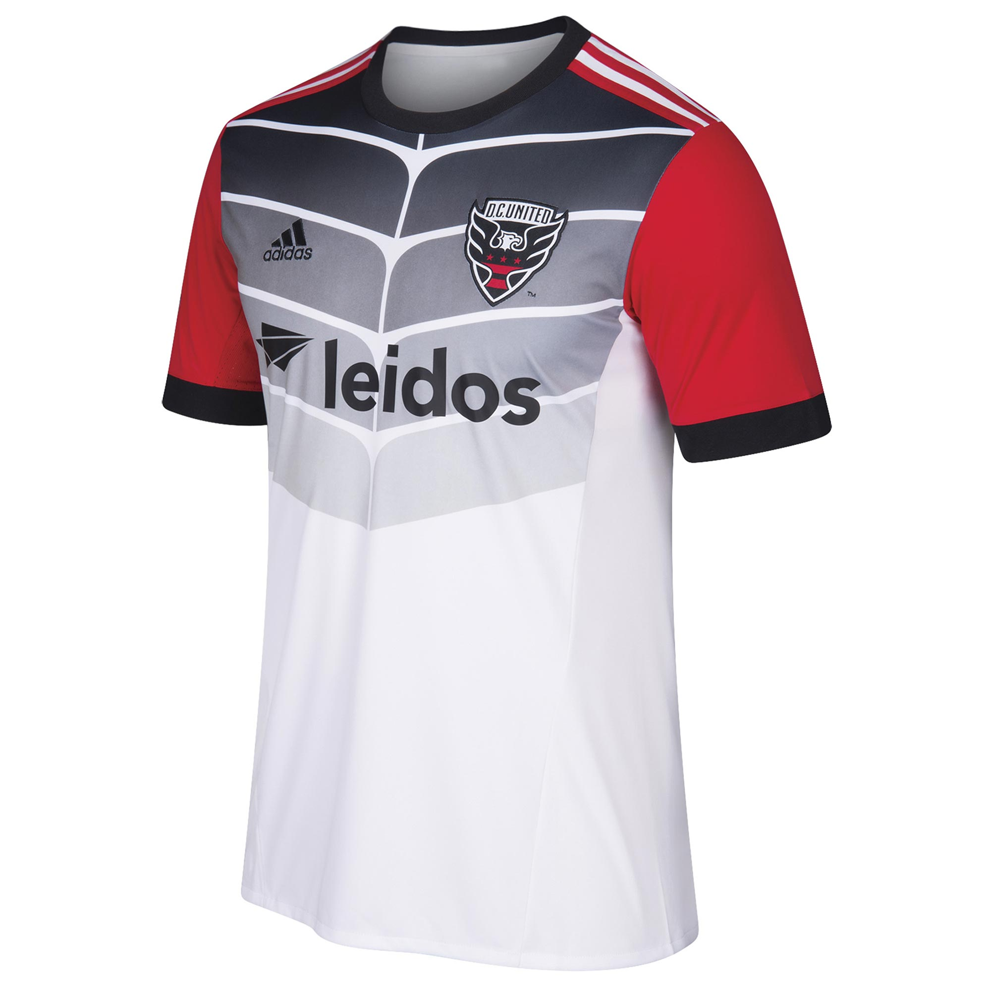 DC United Away Shirt 2018